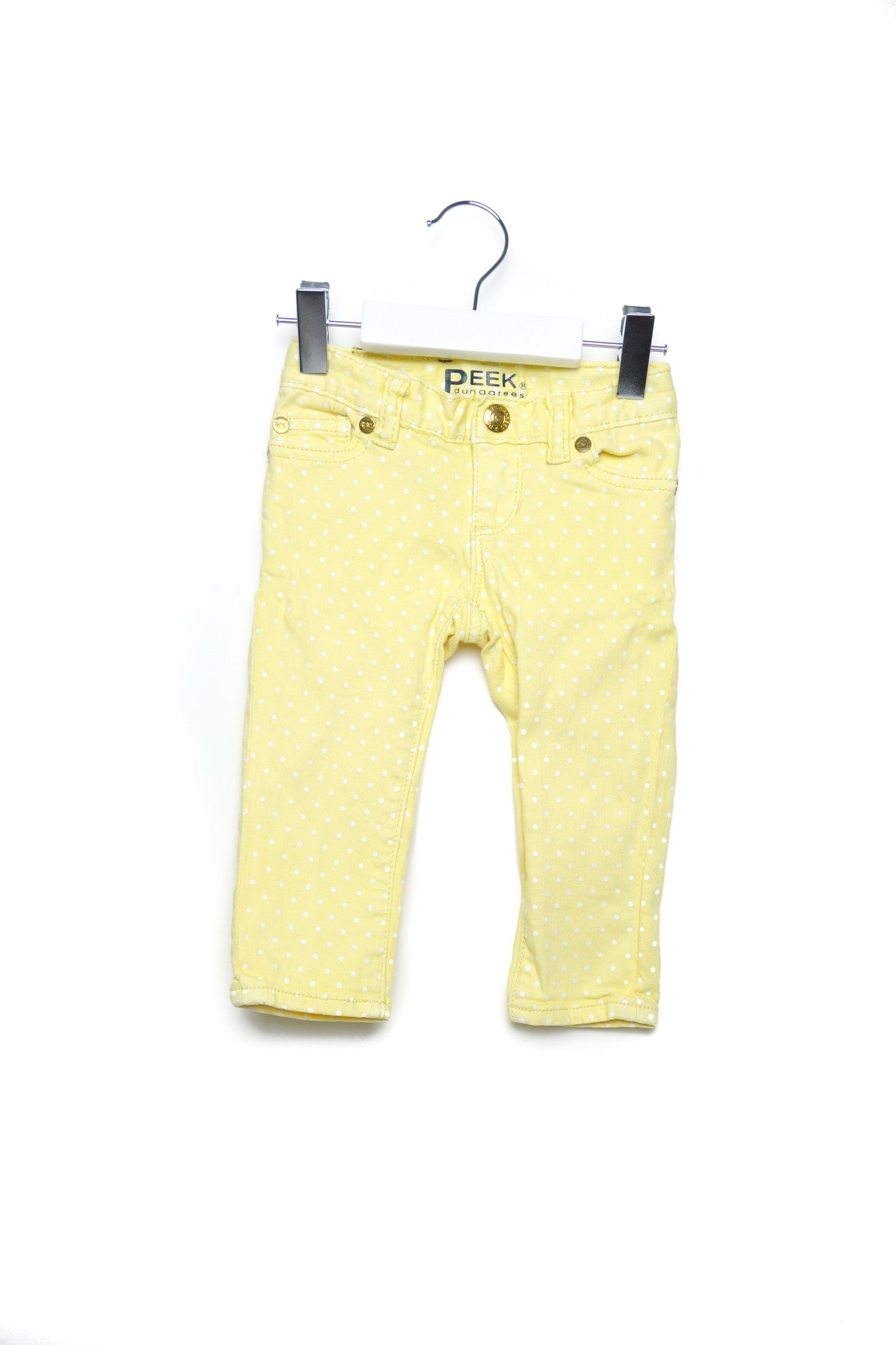 10001554 Peek Baby~Jeans 6-12M at Retykle