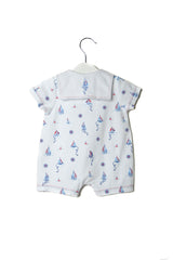 10002509 Kissy Kissy Baby~Romper 3-6M at Retykle