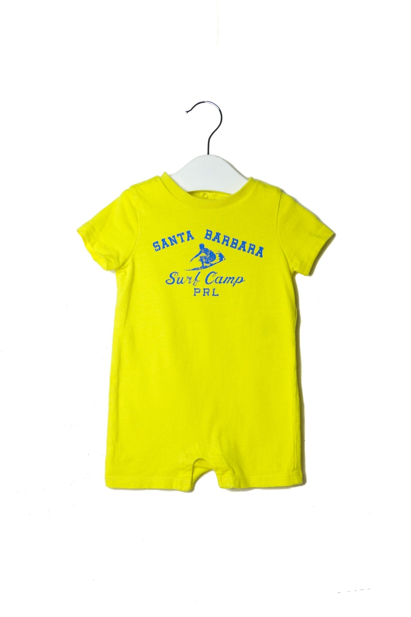 10002513 Ralph Lauren Baby~Romper 6M at Retykle