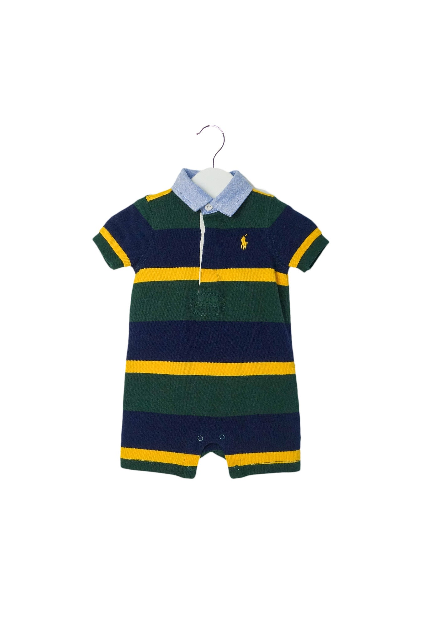10003055 Ralph Lauren Baby~Romper 3M at Retykle
