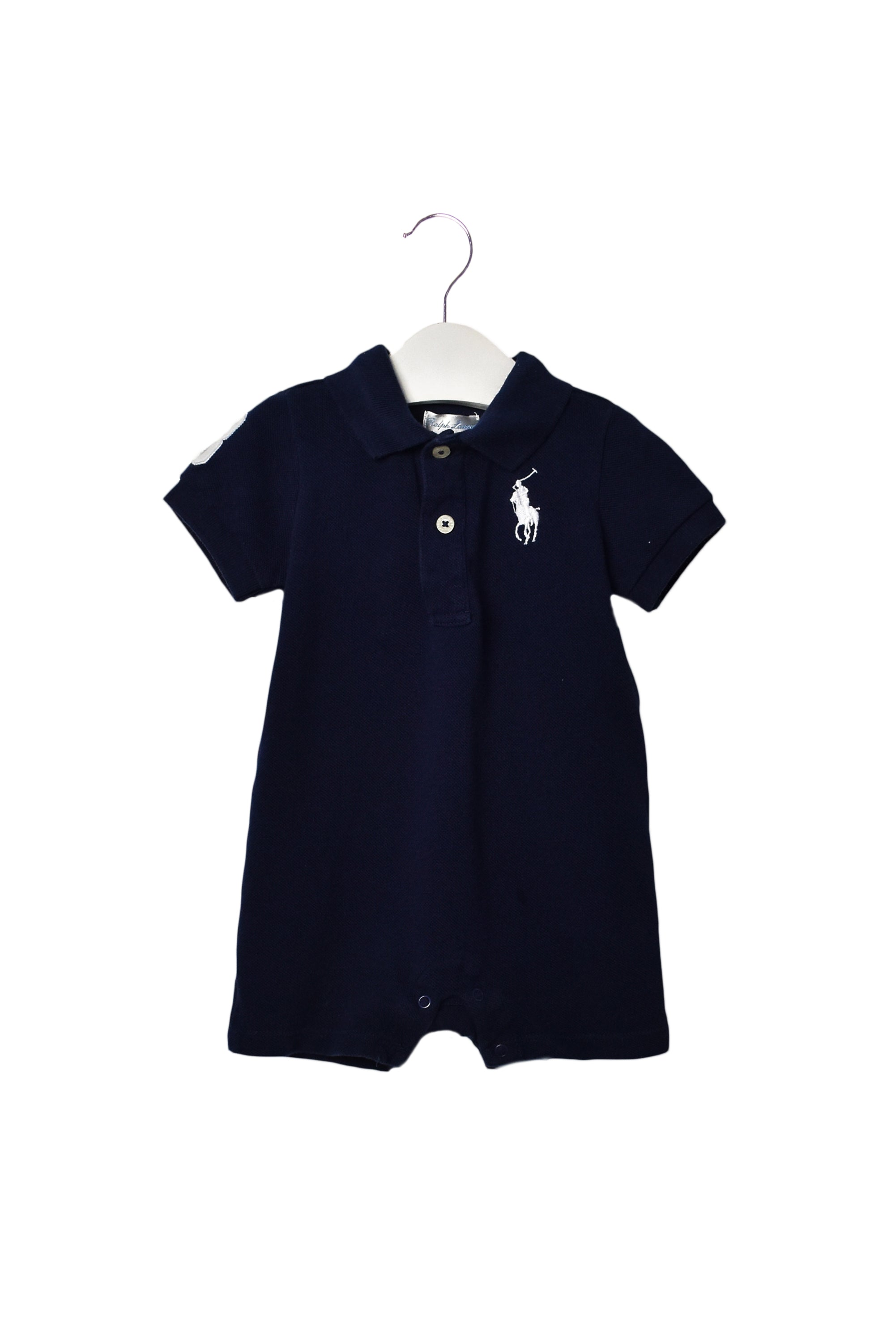 10008017 Ralph Lauren Baby ~ Romper 6M at Retykle