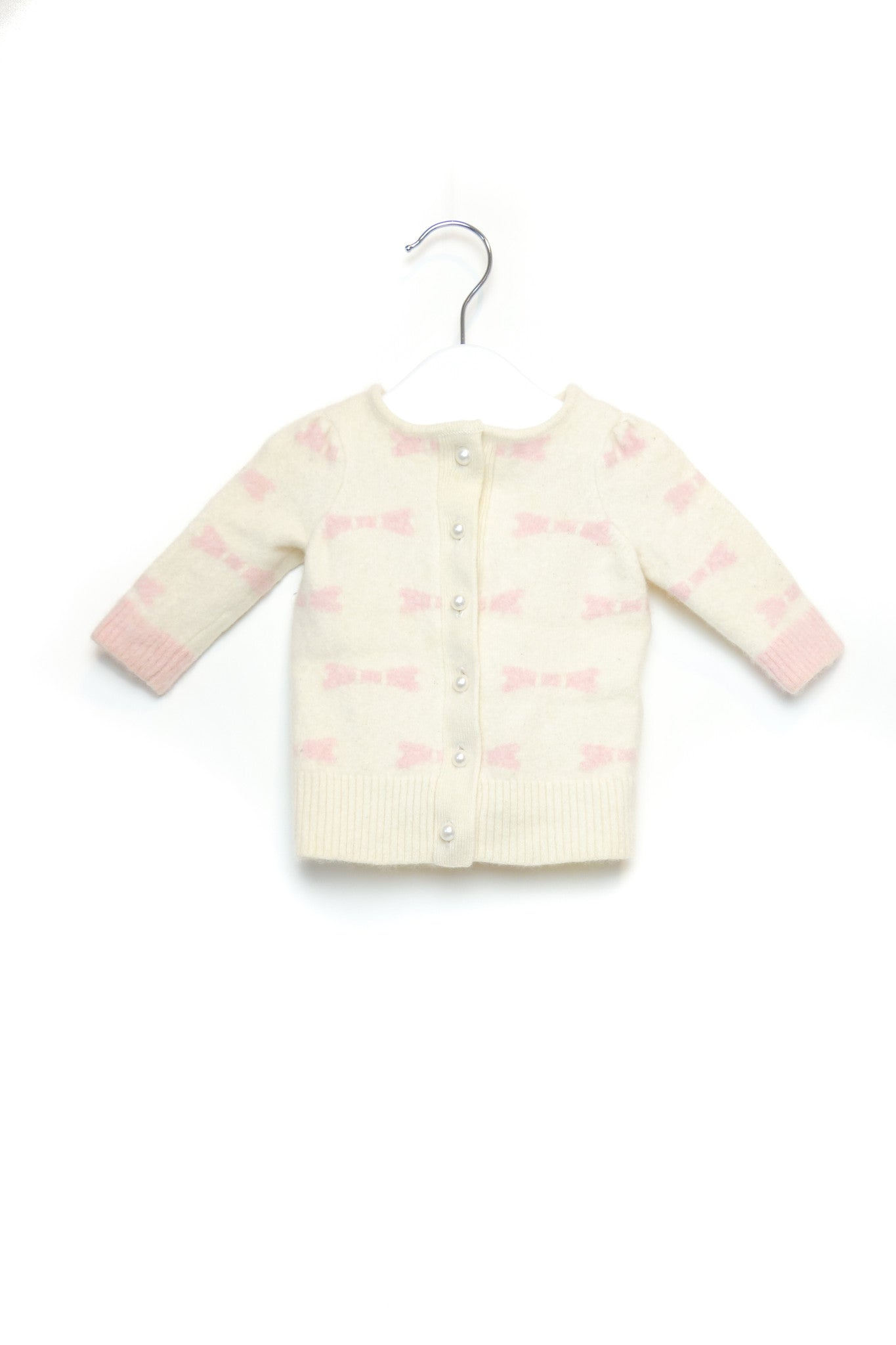10001473 Nicholas & Bears Baby~Cardigan 12M at Retykle