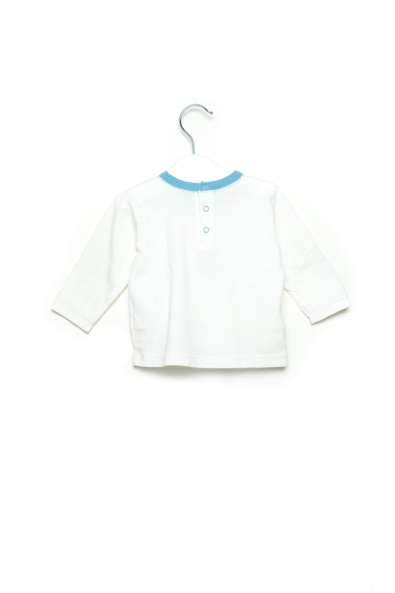 10001470 Petit Bateau Baby~Top 6M at Retykle