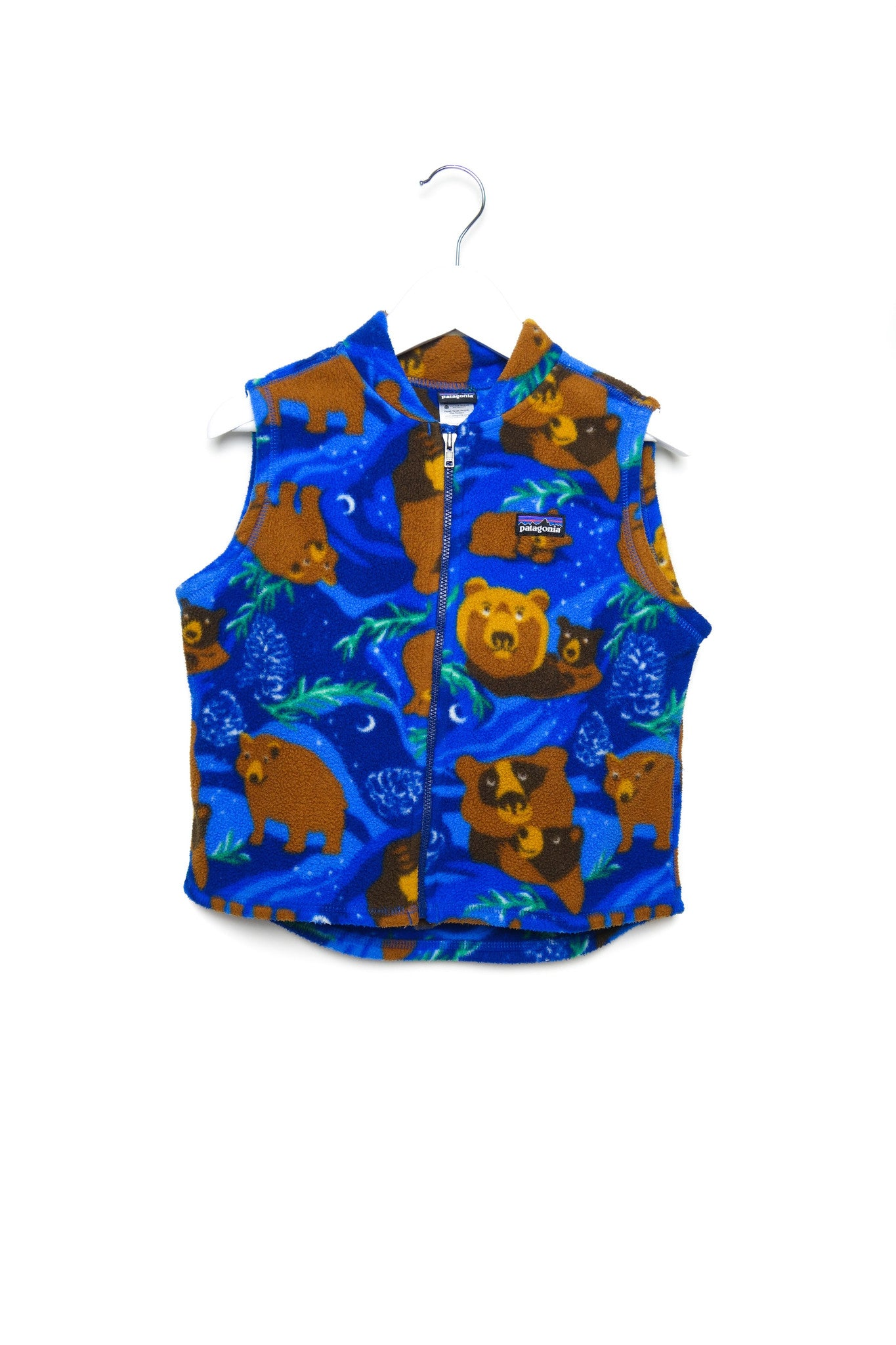 10001567 Patagonia Kids~Vest 4T at Retykle