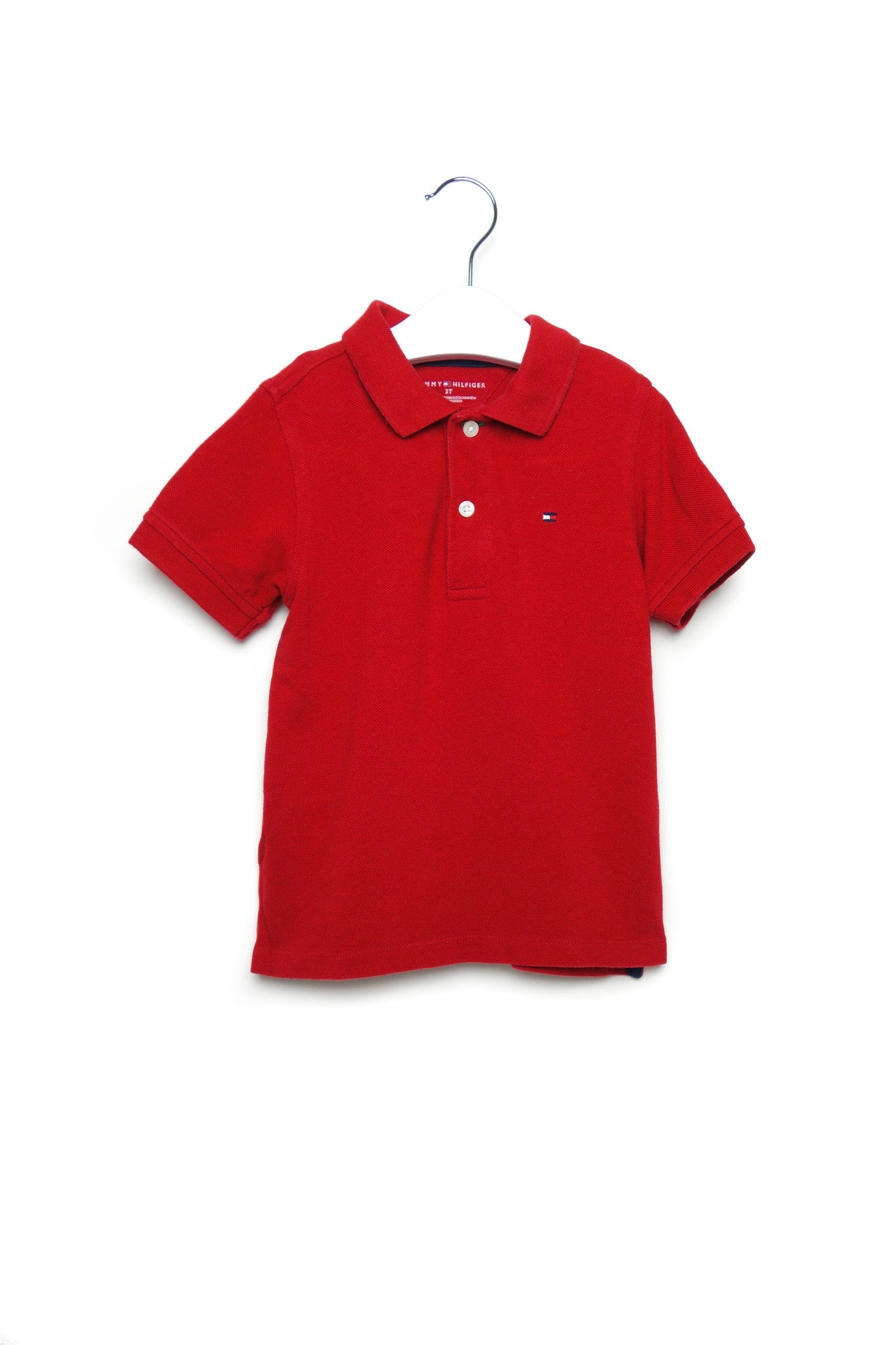10001568 Tommy Hilfiger Kids~Polo 3T at Retykle