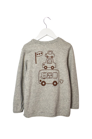 10008737 Mikihouse Kids~ Sweater 5T (110cm) at Retykle