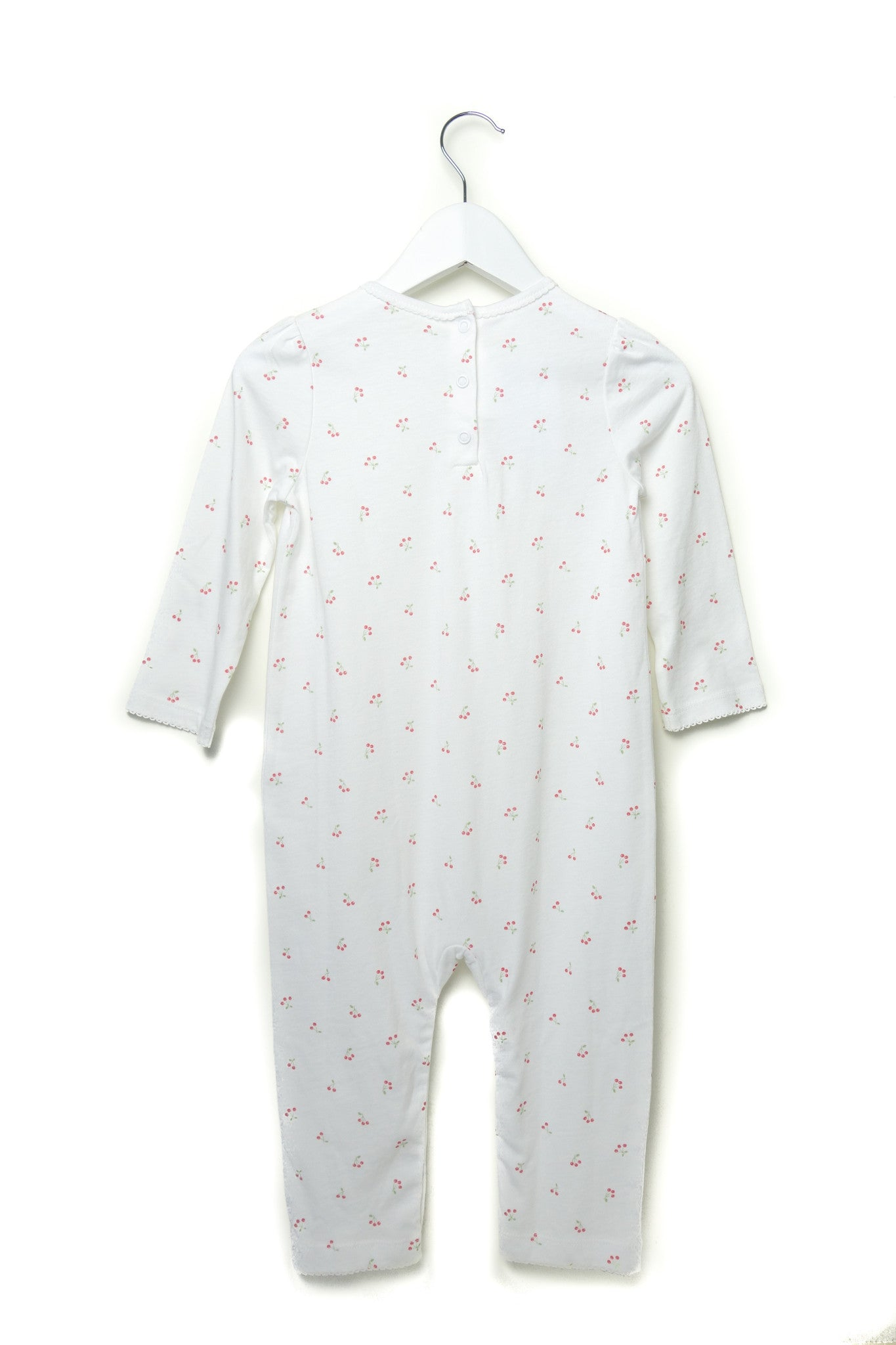 10001609 The Little White Company Baby~Jumpsuit 18-24M at Retykle