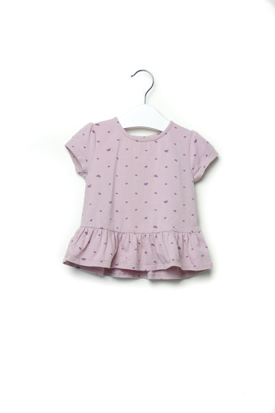 10001612 The Little White Company Baby~Top 9-12M at Retykle
