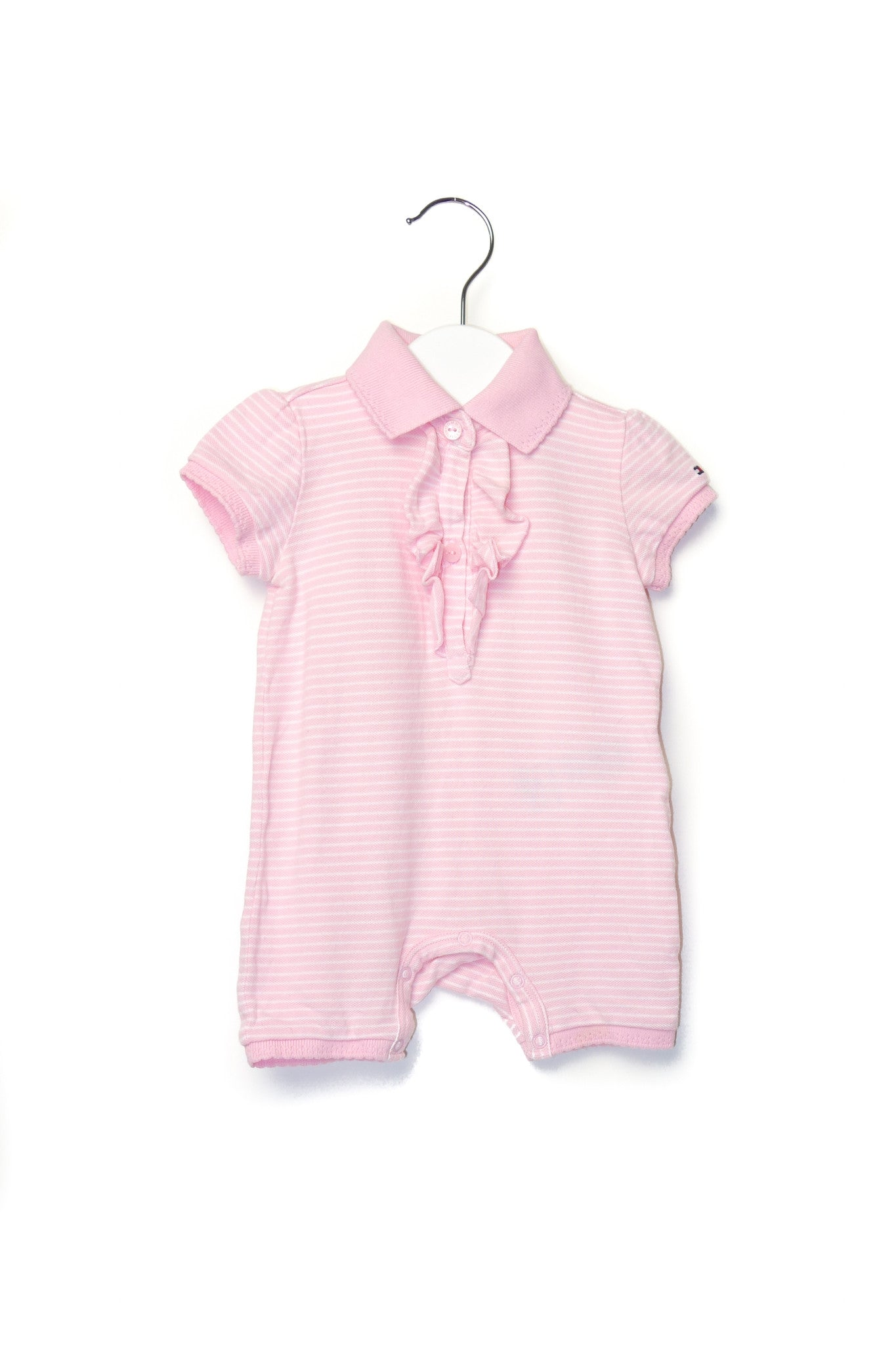 10001619 Tommy Hilfiger Baby~Romper NB at Retykle