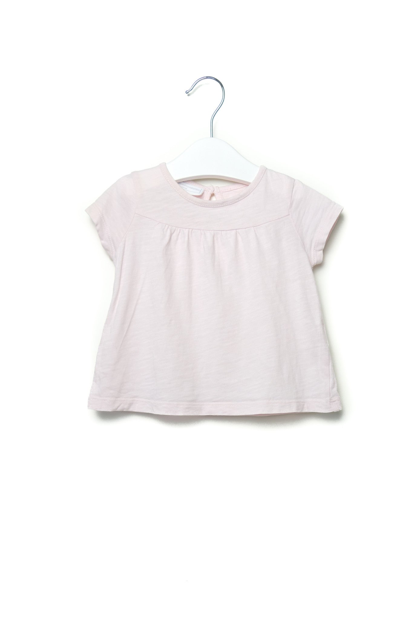 10001627 The Little White Company Baby~Top 6-9M at Retykle