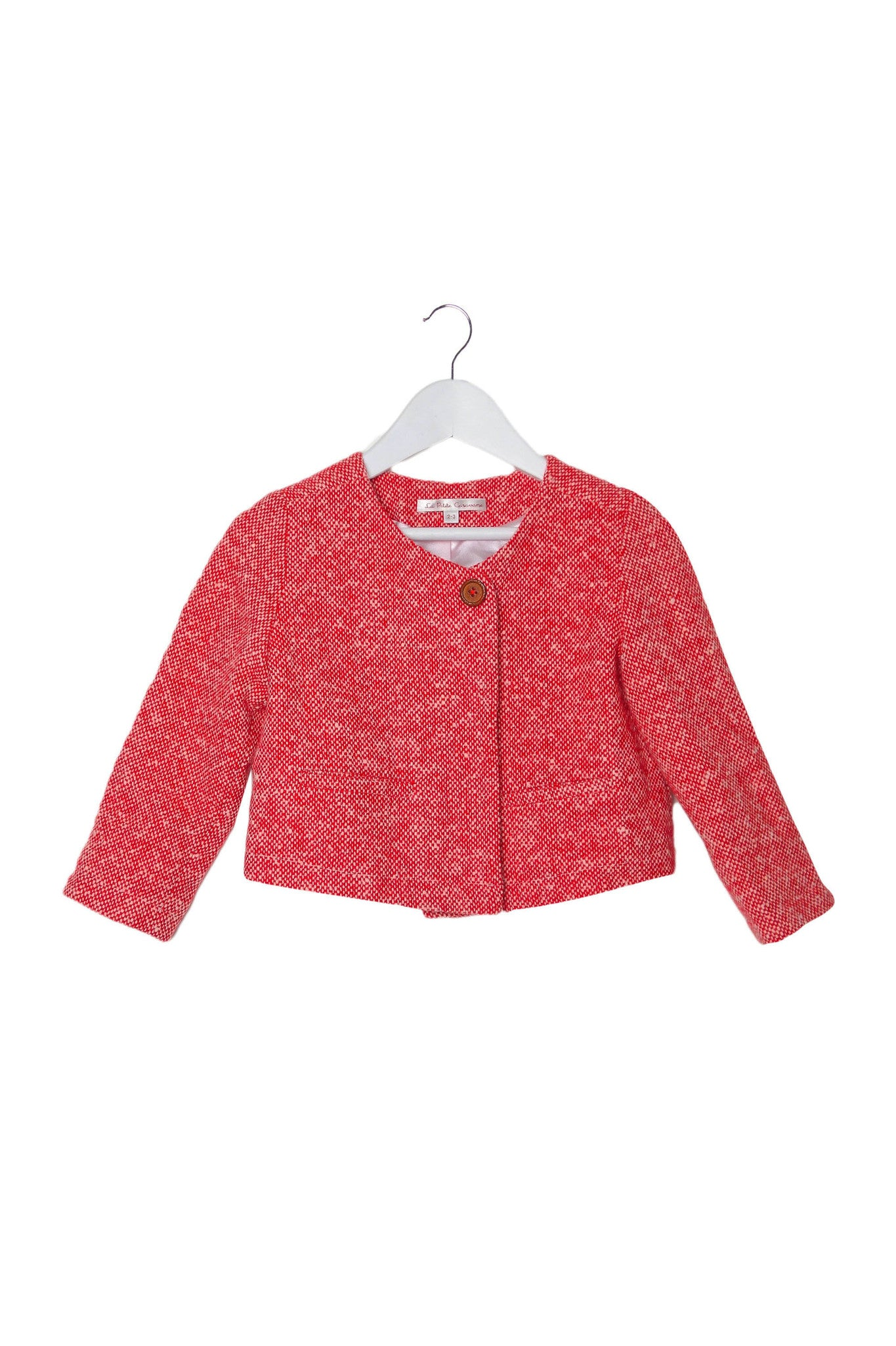 10002656 La Petite Caravane Kids~Jacket 2-3T at Retykle