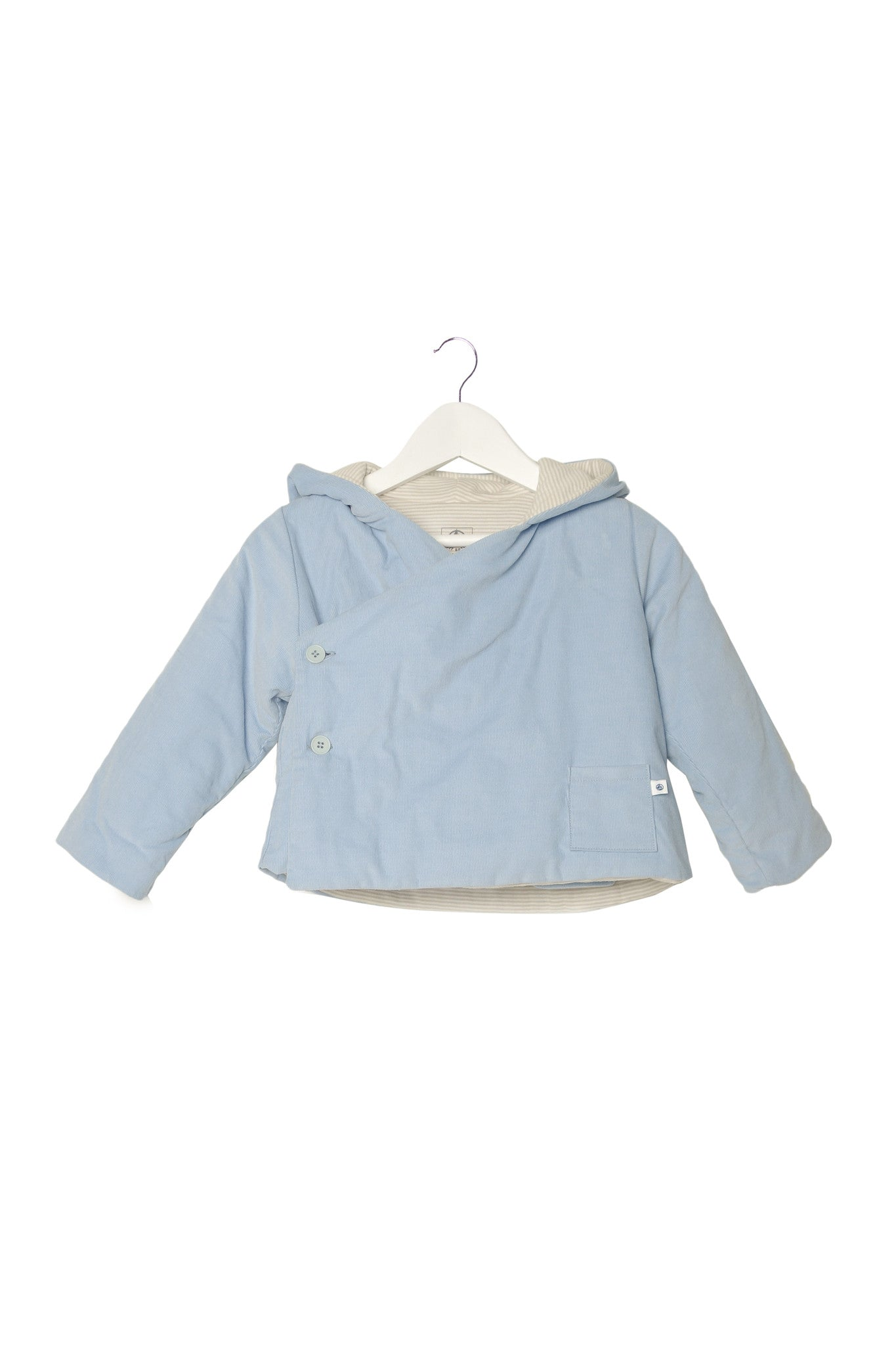 10002659 Petit Bateau Kids~Jacket 2T at Retykle