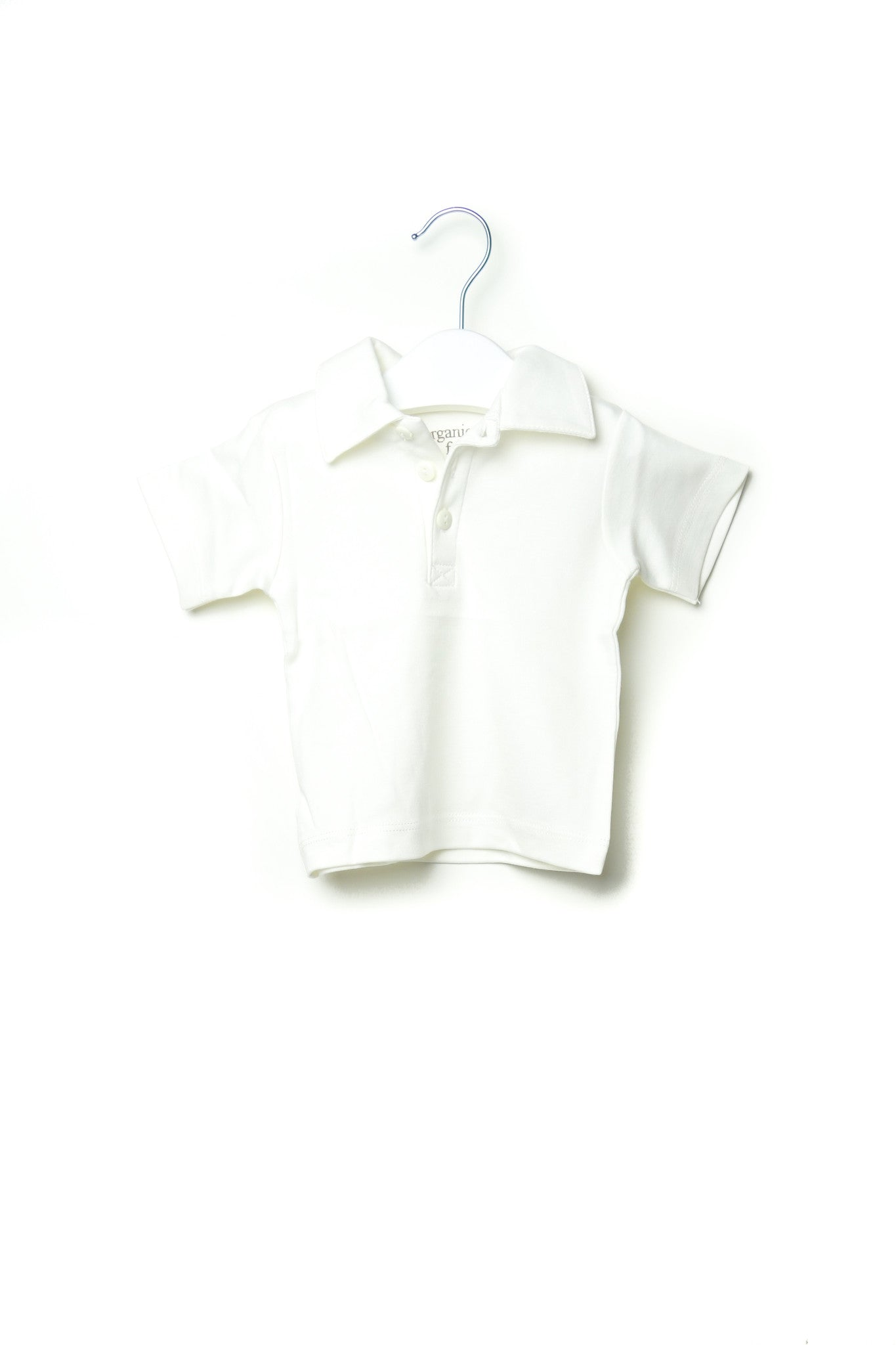 10001666 Organic Family Baby~Polo 9-12M at Retykle