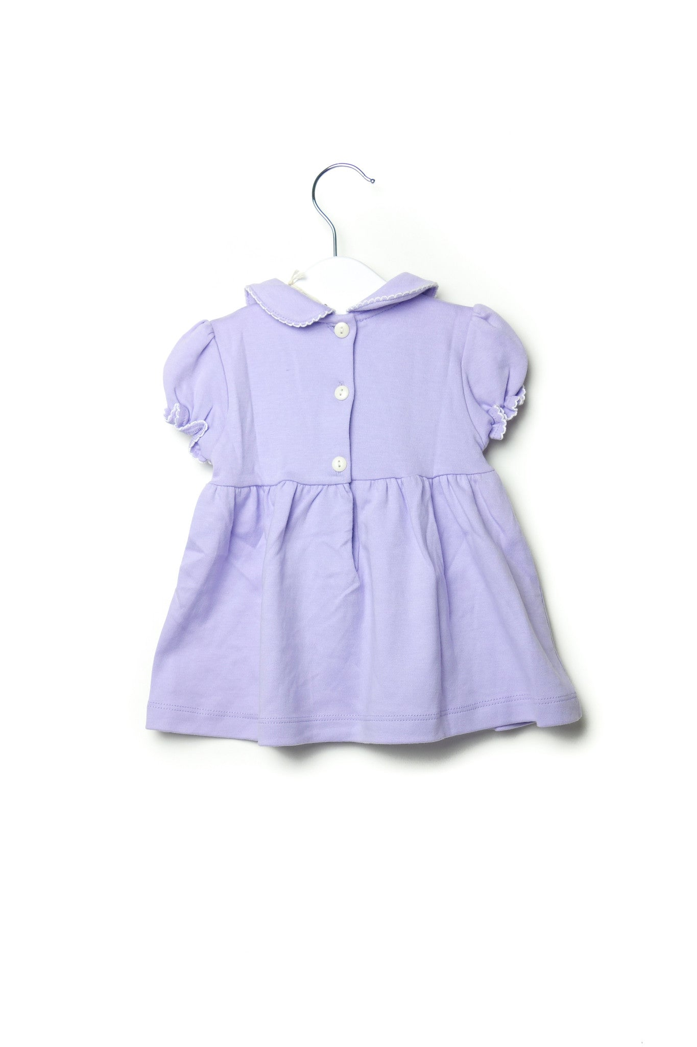 10001676 Organic Family Baby~Dress 3-6M at Retykle