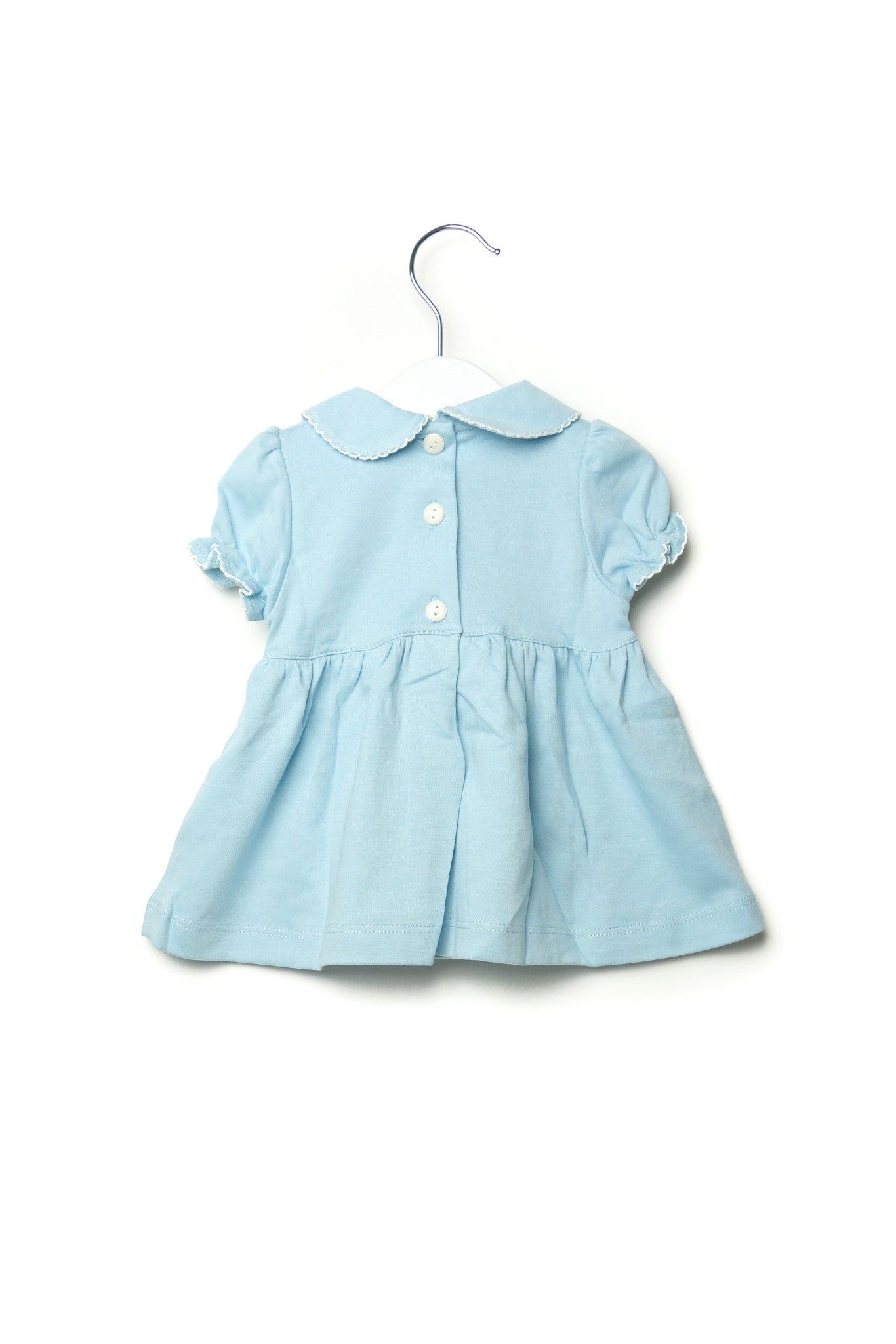 10001679 Organic Family Baby~Dress 0-3M at Retykle