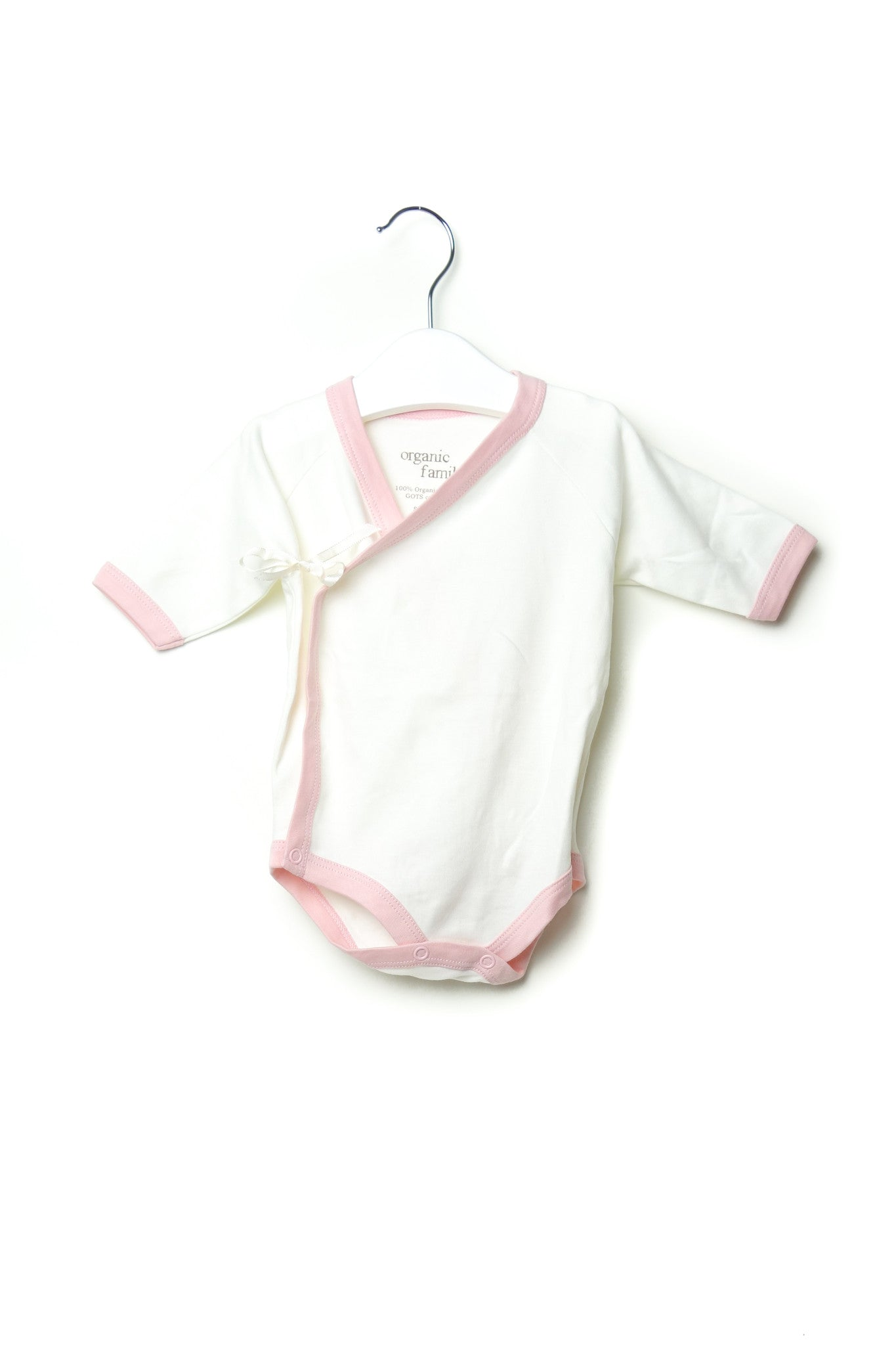 10001684 Organic Family Baby~Bodysuit 6-9M at Retykle