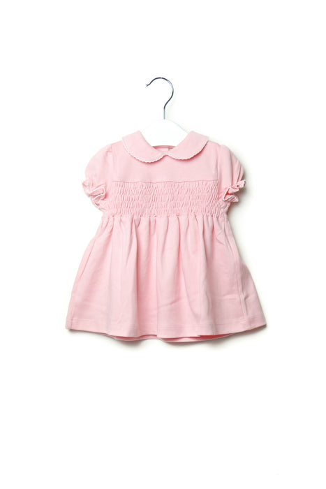 10001686 Organic Family Baby~Dress 3-6M at Retykle