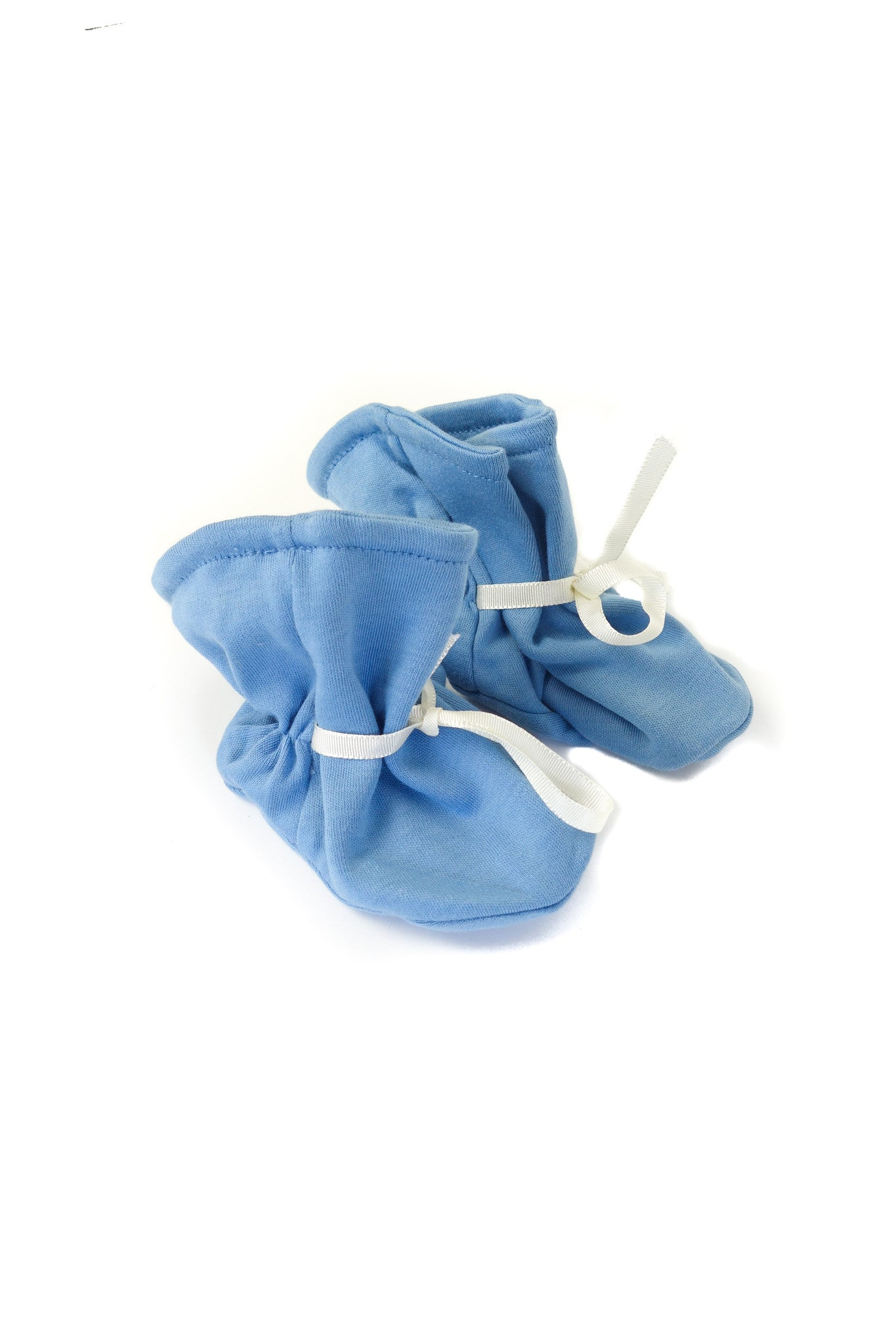 10001702 Organic Family Baby~Booties 0-3M at Retykle