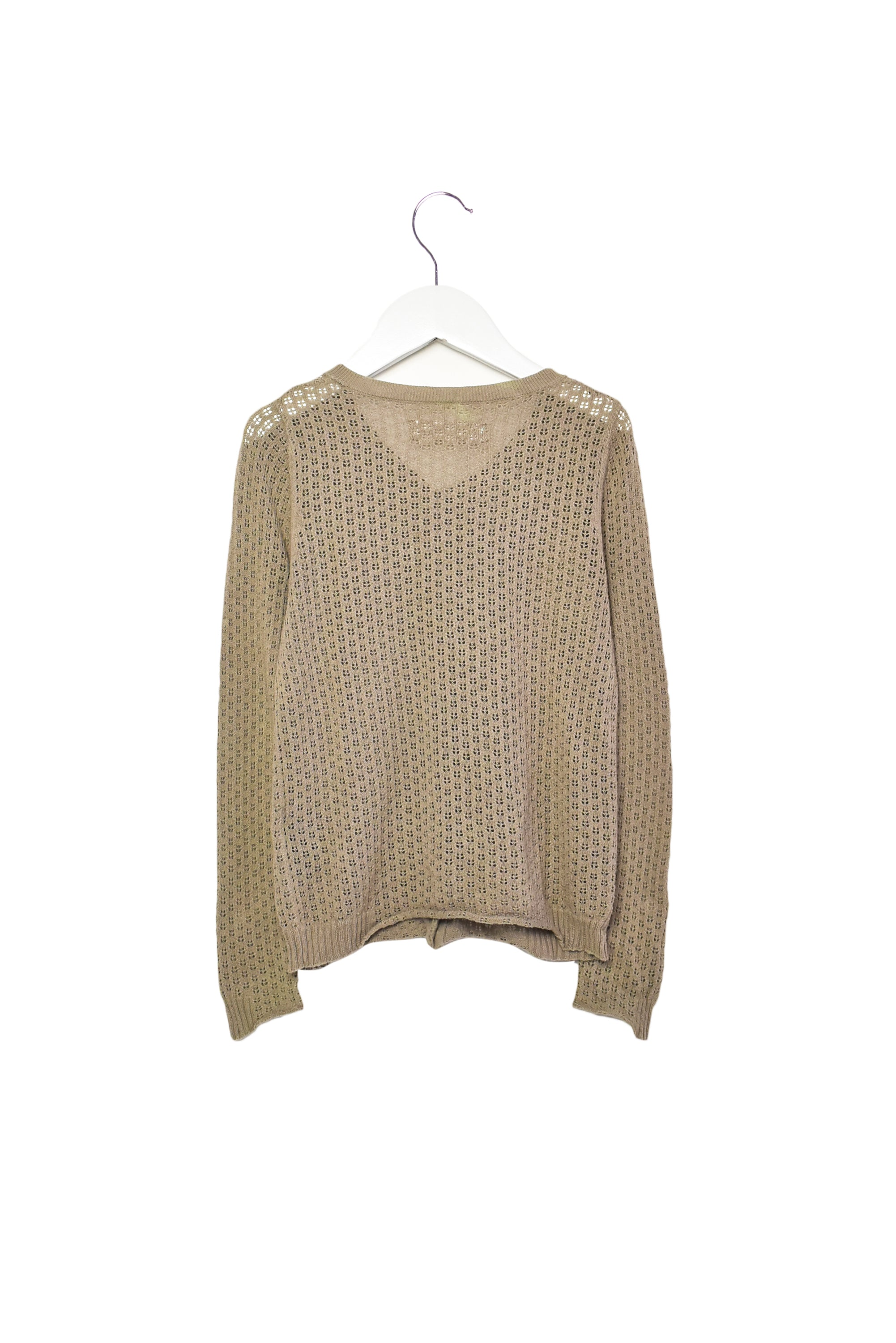 10012076 Zadig & Voltaire Kids~Cardigan 4-6T at Retykle