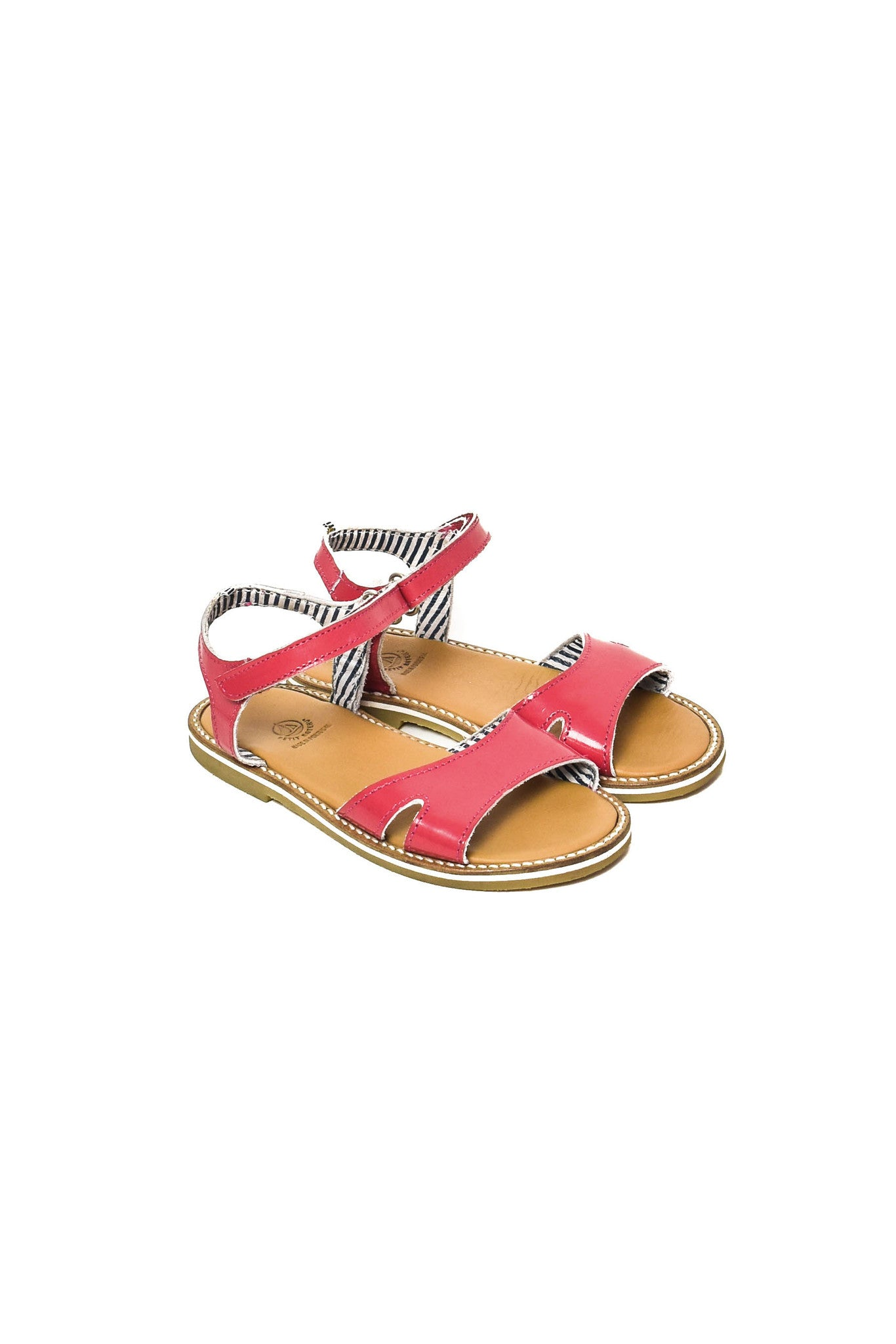 10003659 Petit Bateau Kids~Sandals 4T (EU 27) at Retykle
