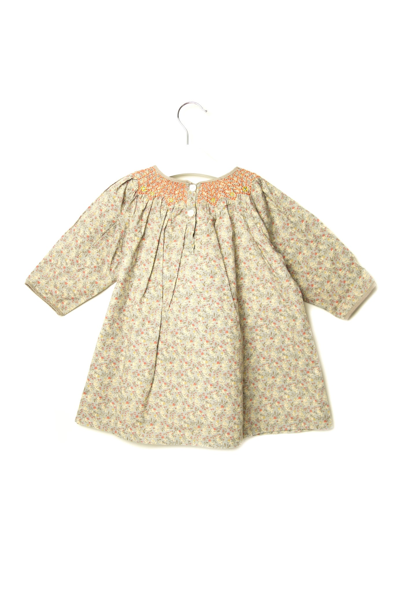 10001727 Elfie London Baby~Dress 18M at Retykle