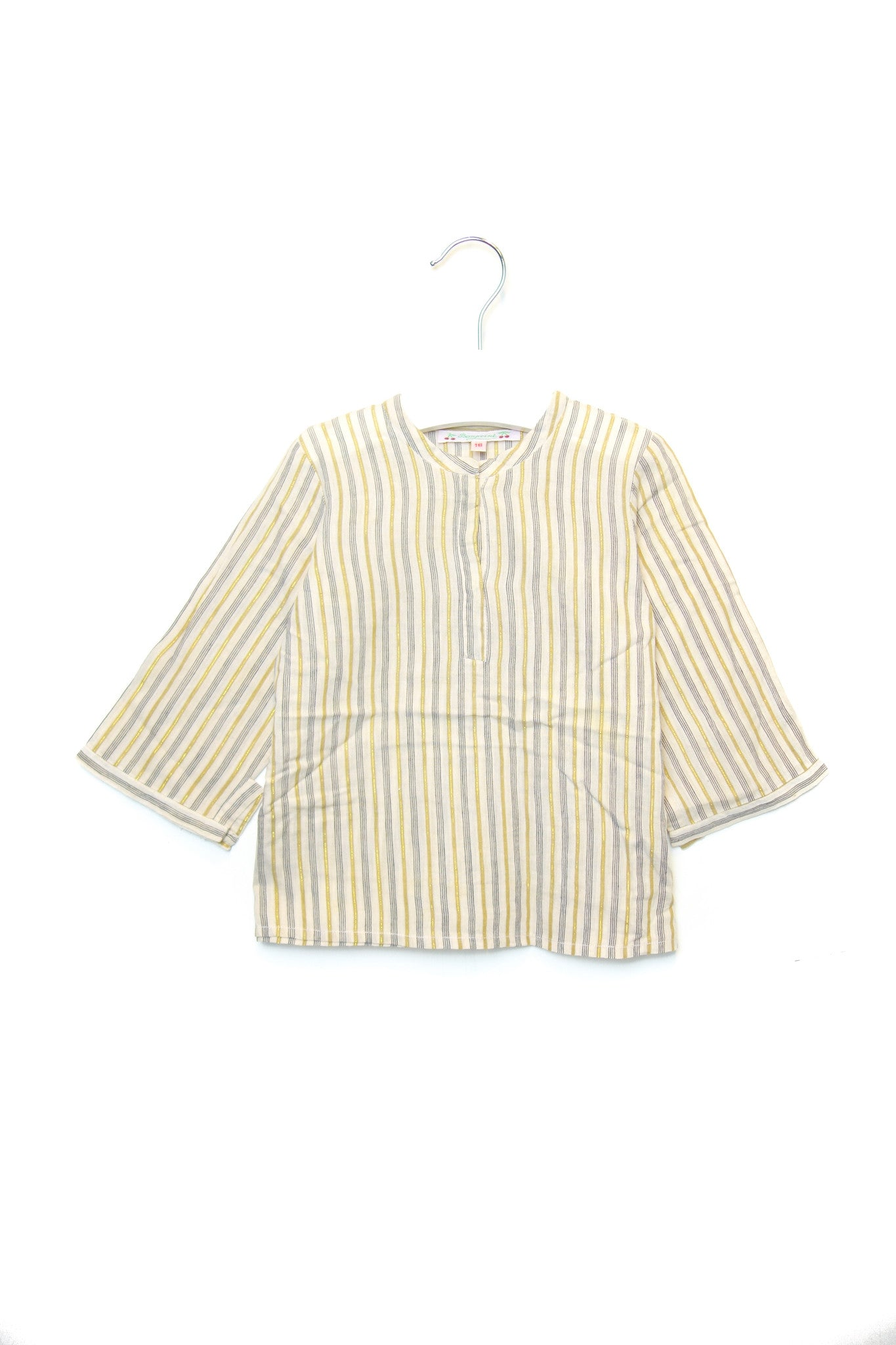 10001738 Bonpoint Baby~Shirt 18M at Retykle