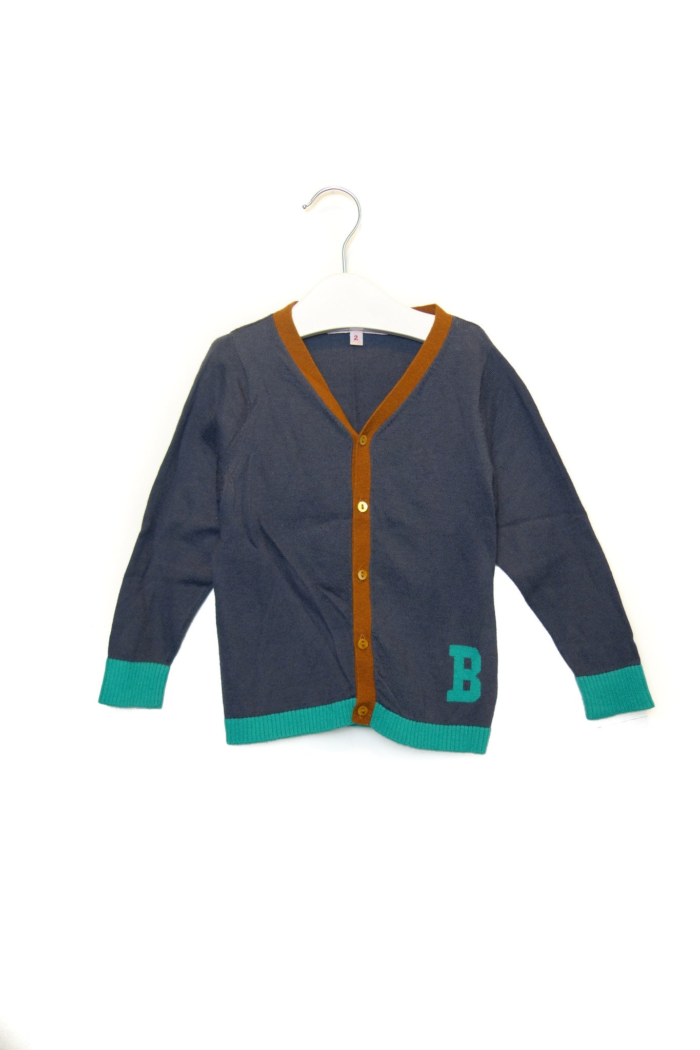 10001756 Bonpoint Kids~Cardigan 2T at Retykle