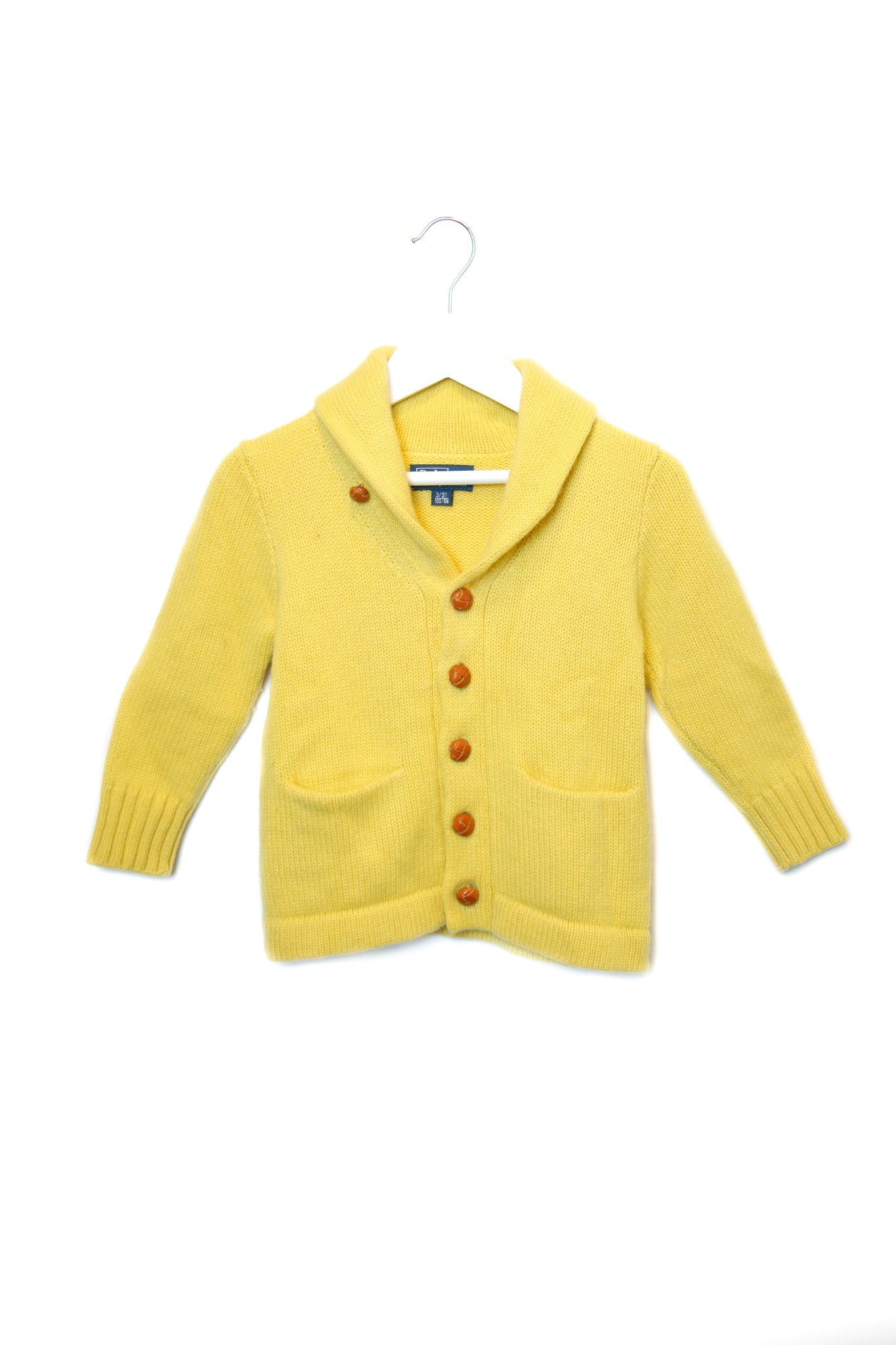 10001766 Polo Ralph Lauren Kids~Cardigan 3T at Retykle