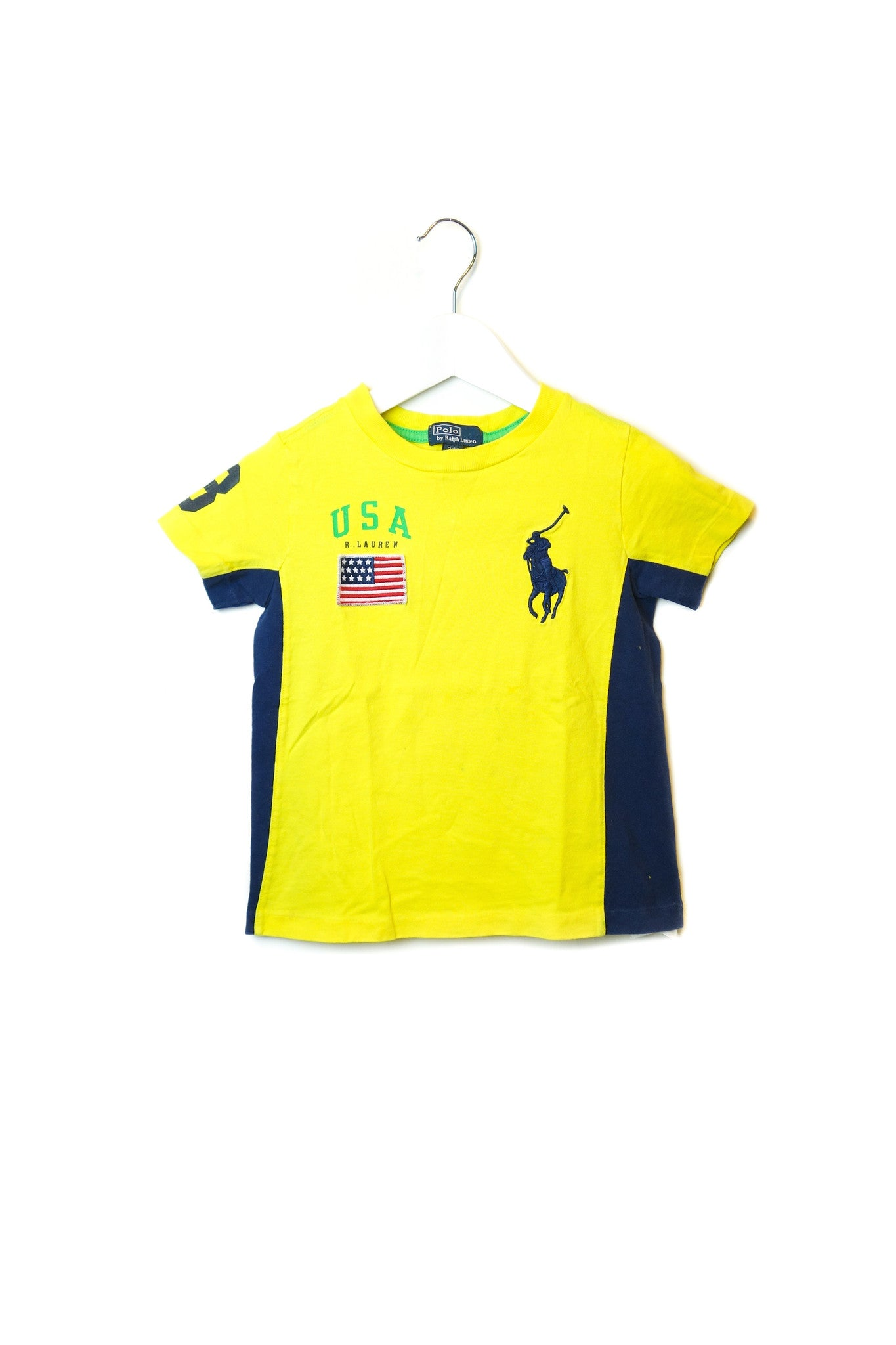 10001771 Polo Ralph Lauren Kids~T-Shirt 3T at Retykle