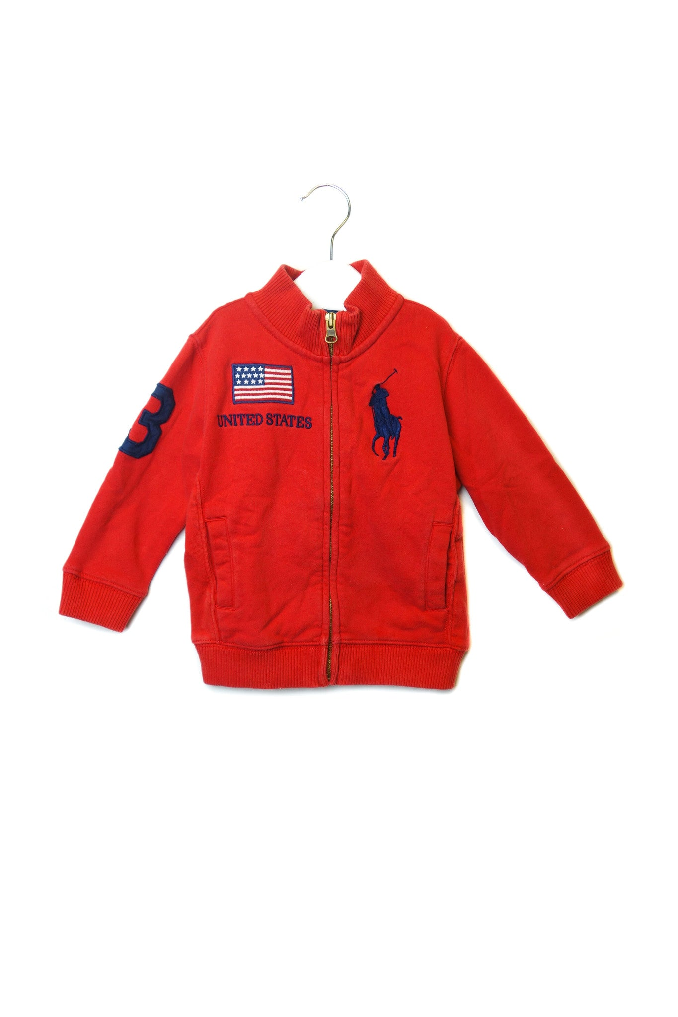 10001774 Polo Ralph Lauren Kids~Sweatshirt 2T at Retykle