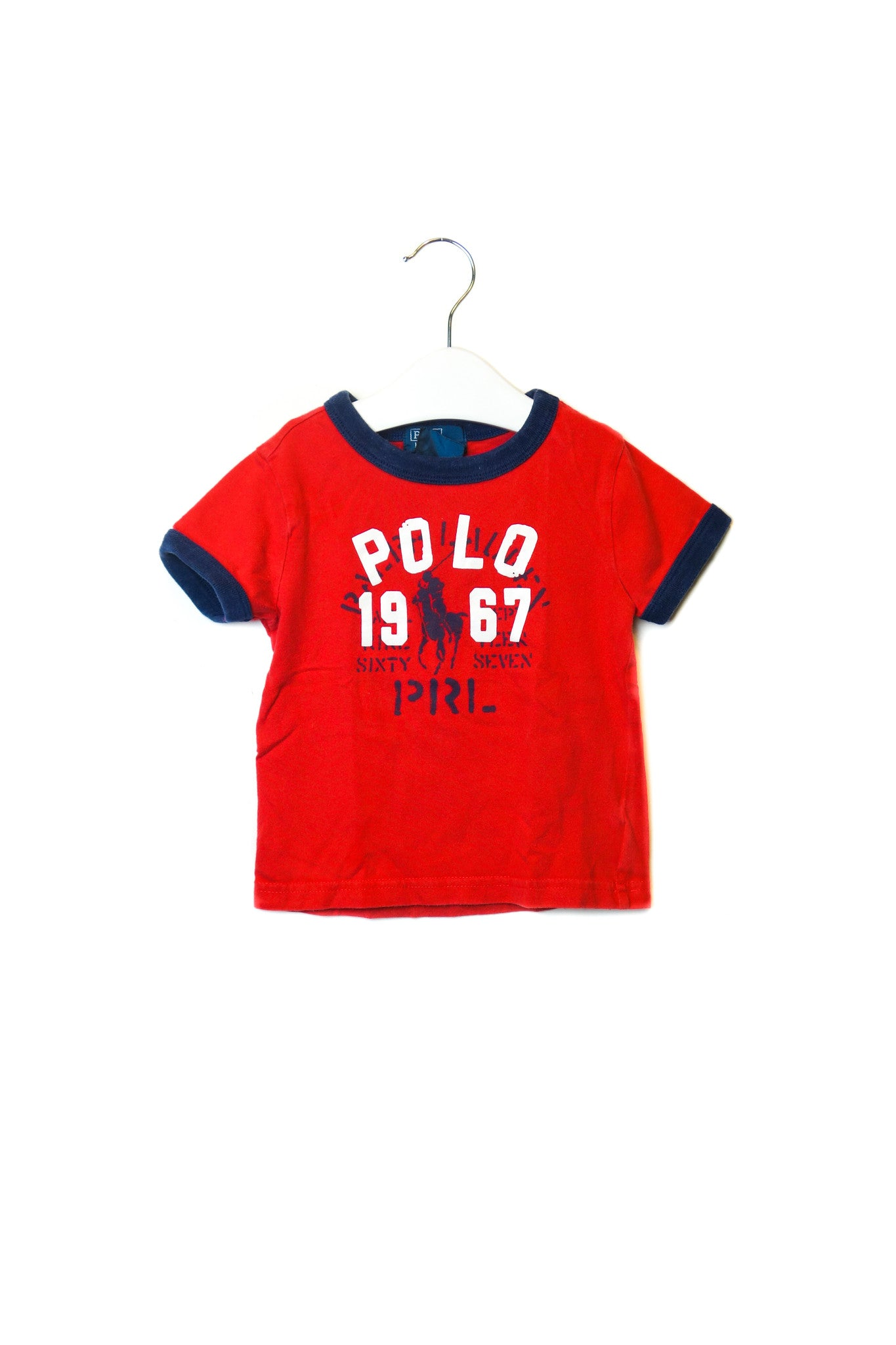 10001776 Polo Ralph Lauren Baby~T-Shirt 18M at Retykle