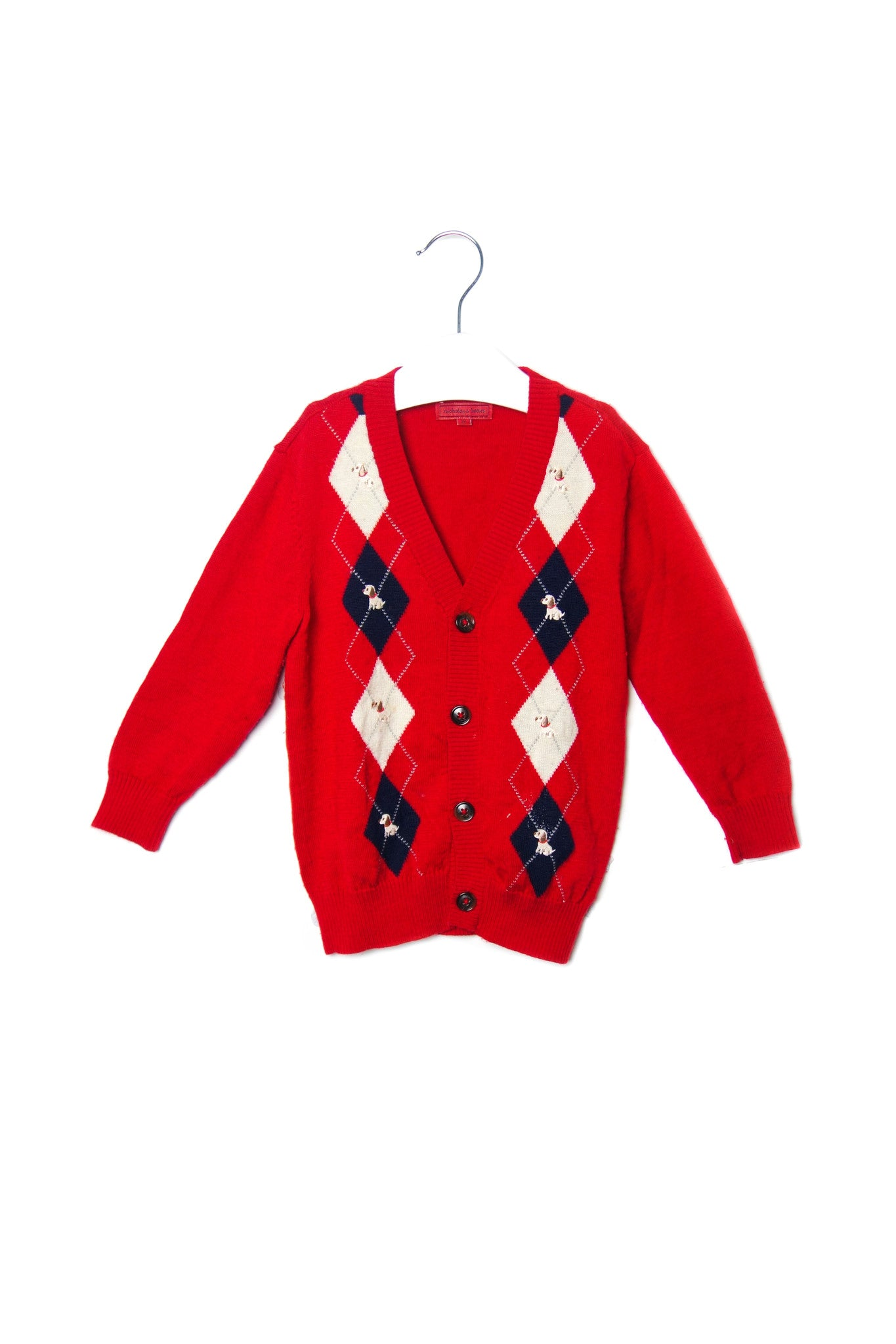 10001822 Nicholas & Bears Kids~Cardigan 2T at Retykle