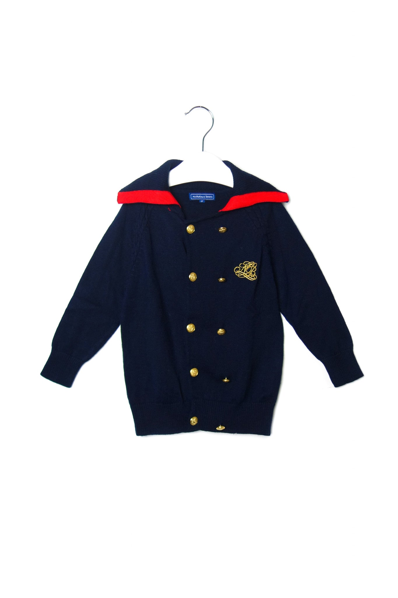 10001825 Nicholas & Bears Kids~Cardigan 2T at Retykle