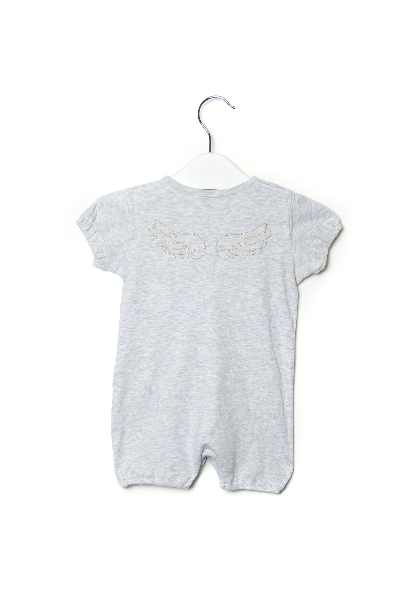 10001859 Comme Ca Ism Baby~Romper 0-3M at Retykle