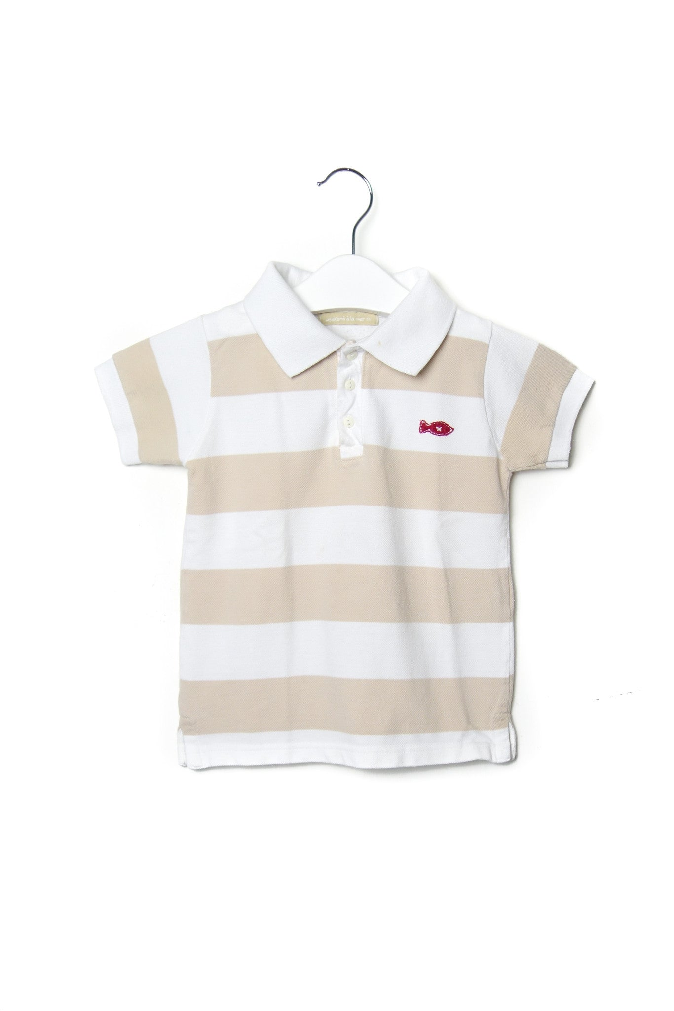 10001869 Weekend a la Mer Kids~Polo 3T at Retykle
