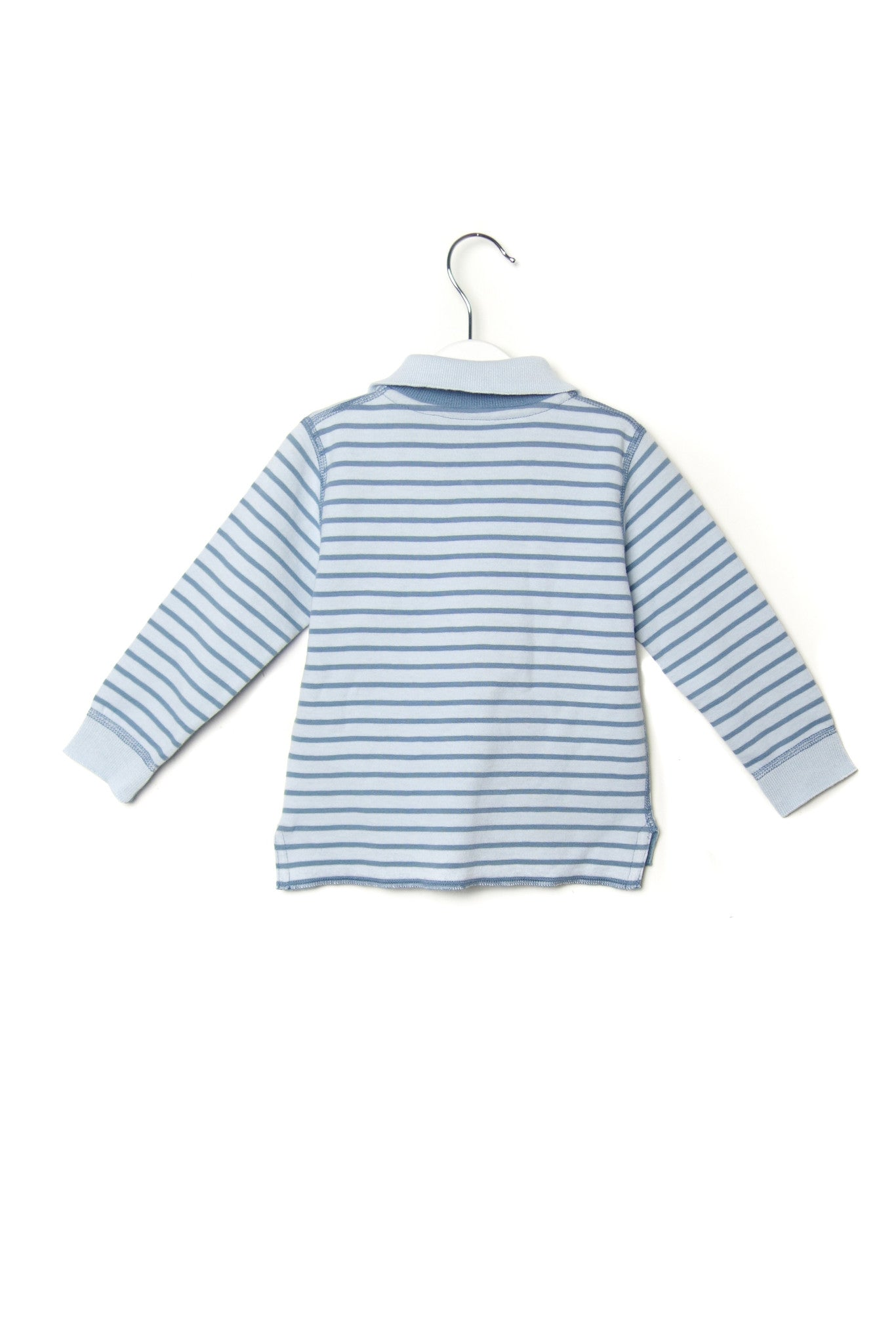 10001879 Petit Bateau Baby~Polo 12M at Retykle