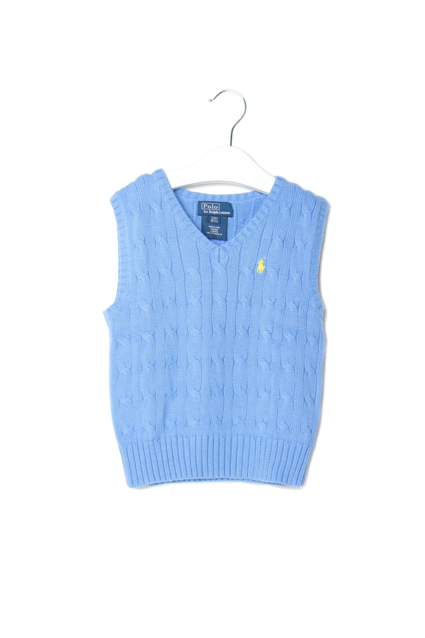 10002001 Polo Ralph Lauren Kids~Sweater 2T at Retykle