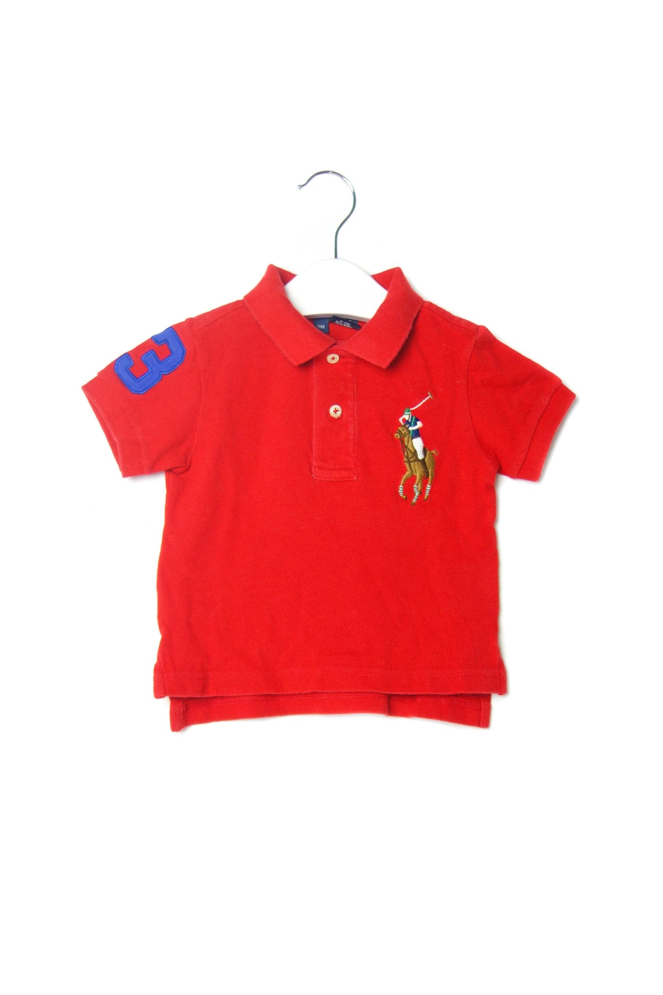 10002002 Polo Ralph Lauren Baby~Polo 9M at Retykle