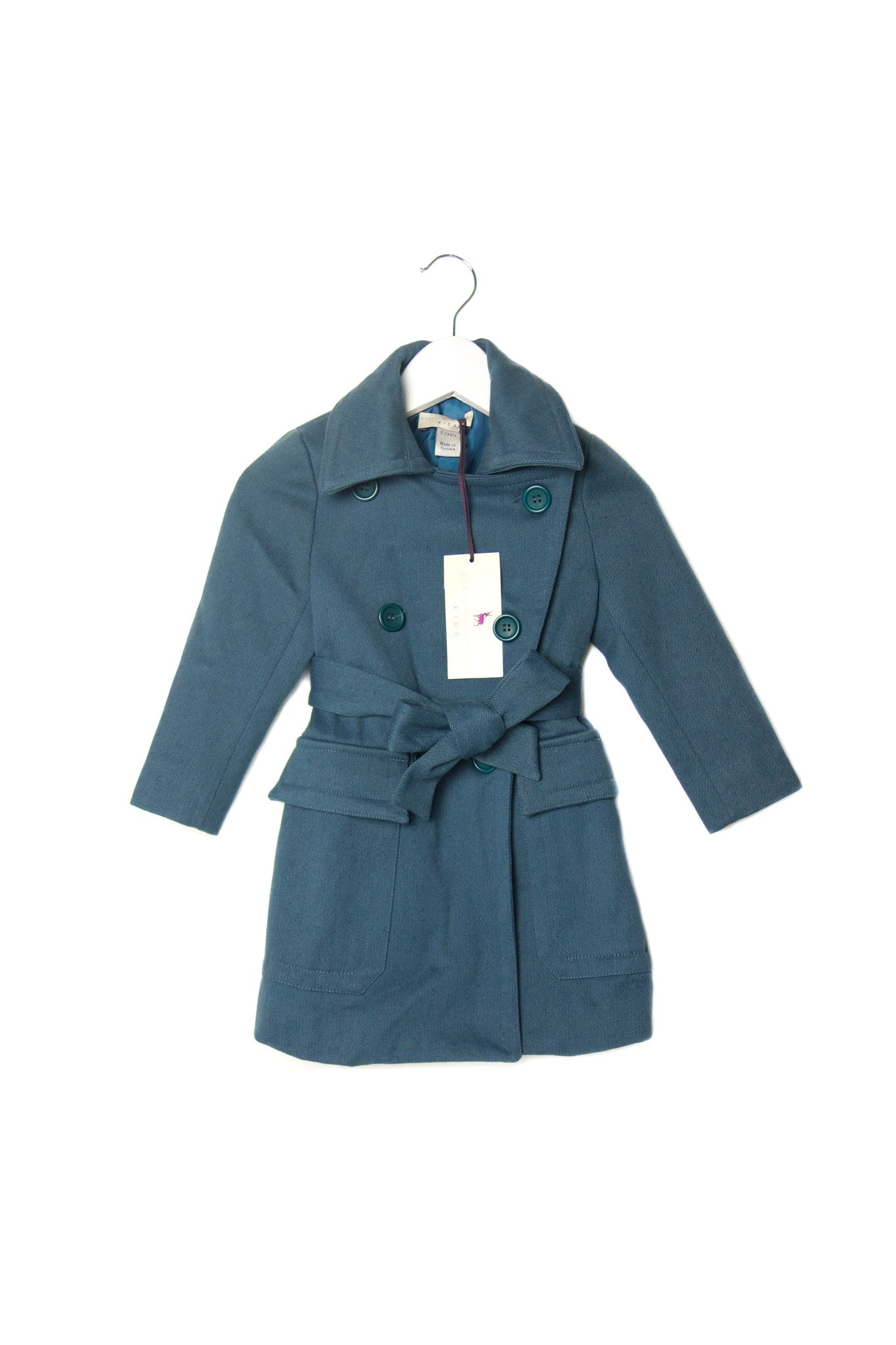 10001904 Stella McCartney Kids~Coat 2T at Retykle