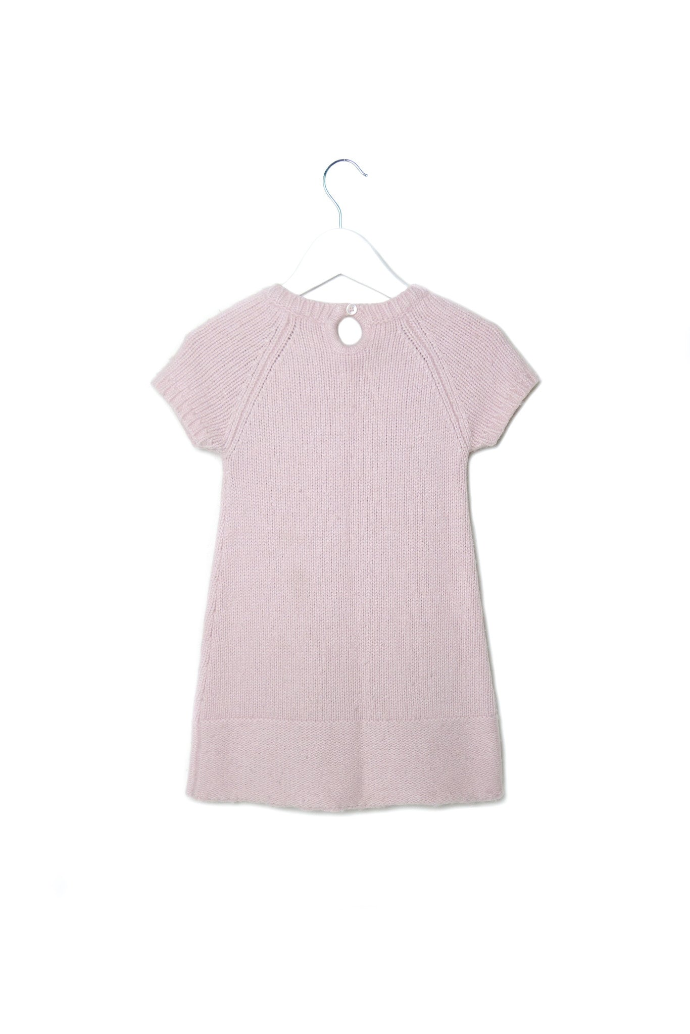 10001920 The Little White Company Kids~Knit Dress 3-4T at Retykle