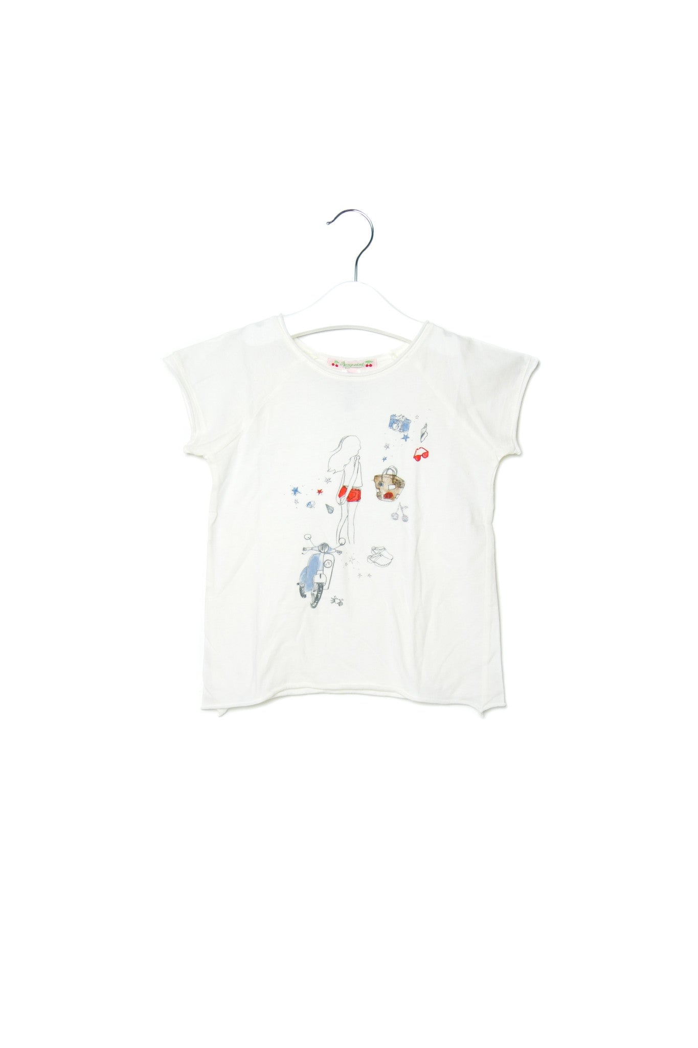 10001928 Bonpoint Kids~T-Shirt 4T at Retykle