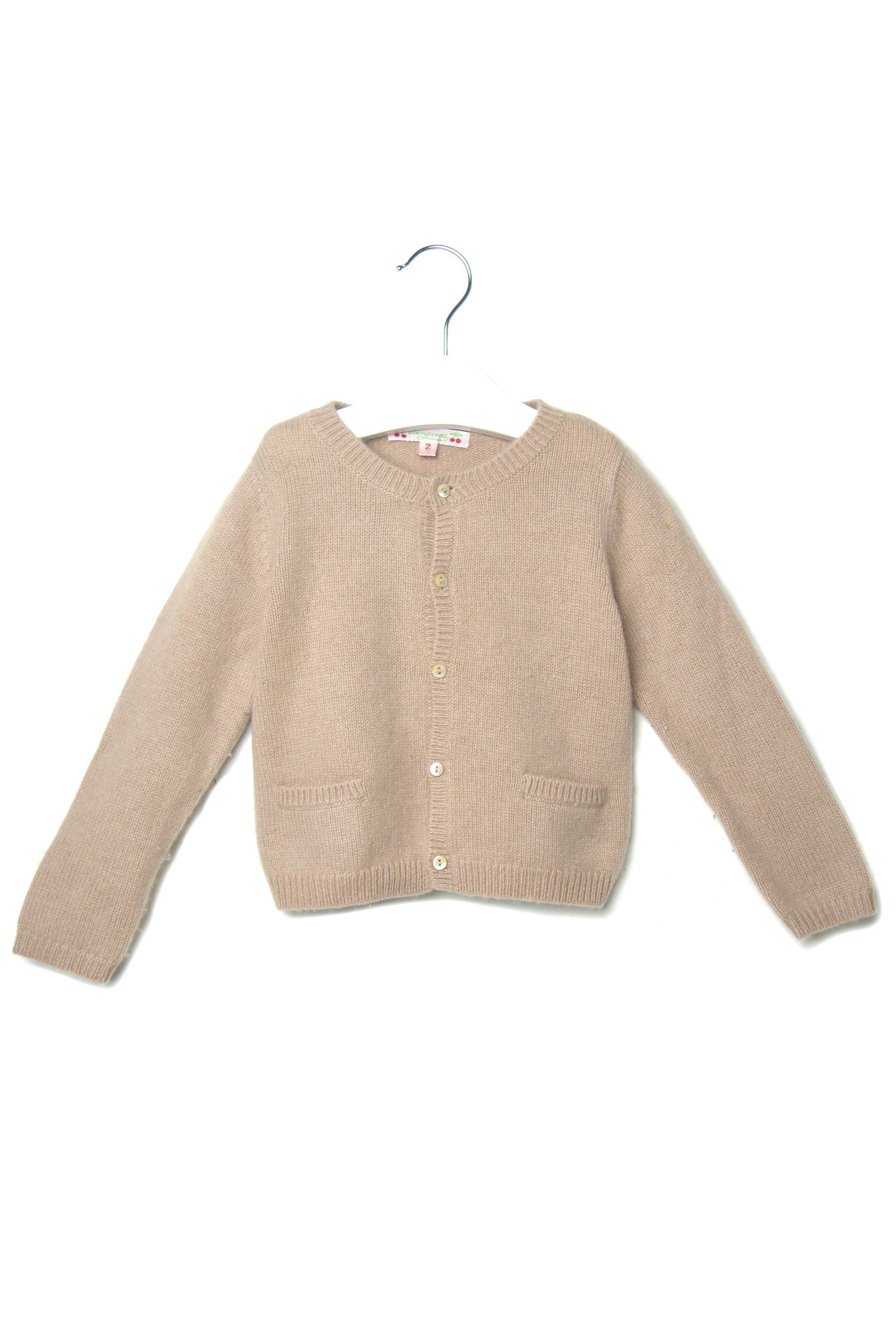 10002047 Bonpoint Kids~Cardigan 2T at Retykle
