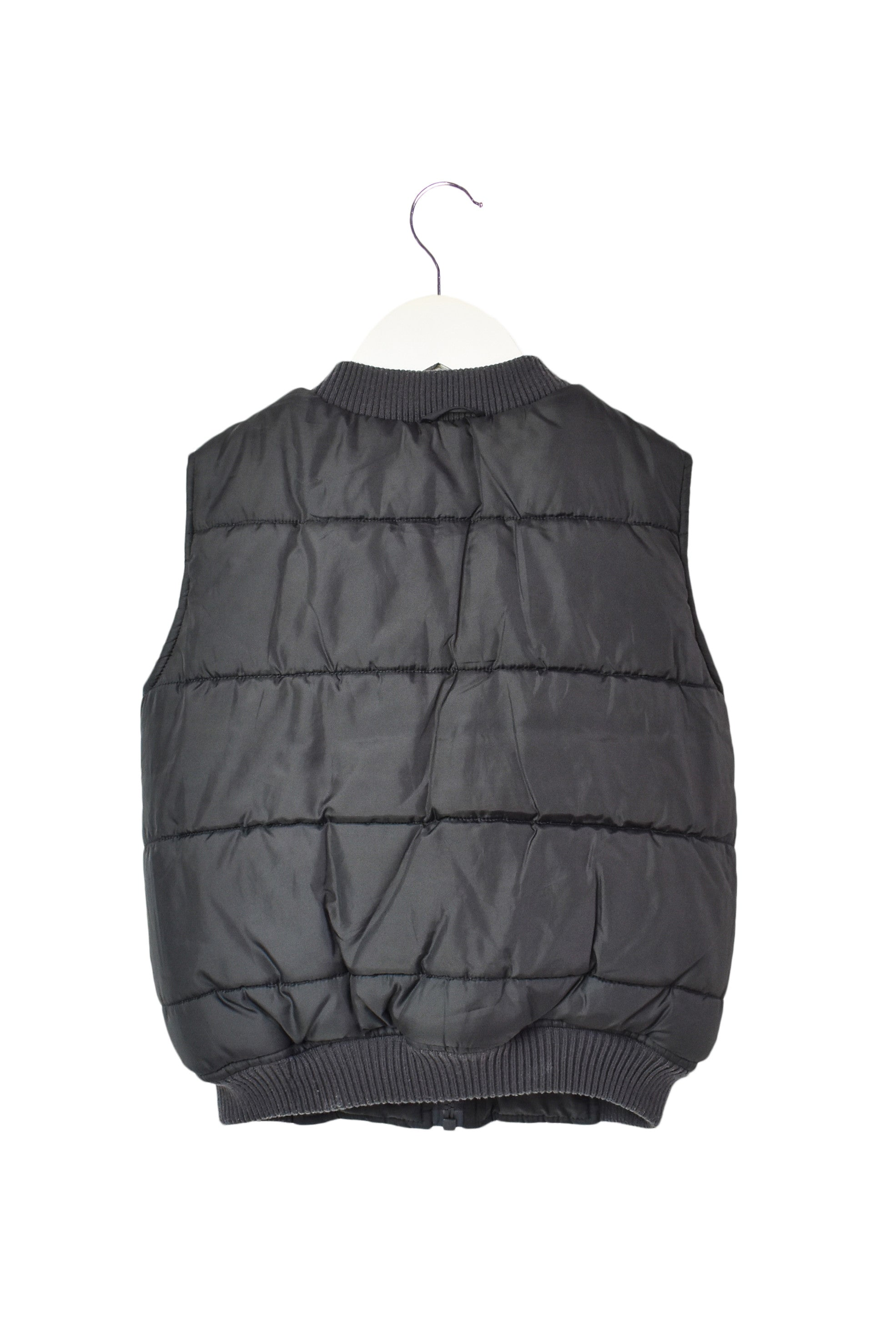 10003747 Bonpoint Kids~Puffer Vest 6T at Retykle