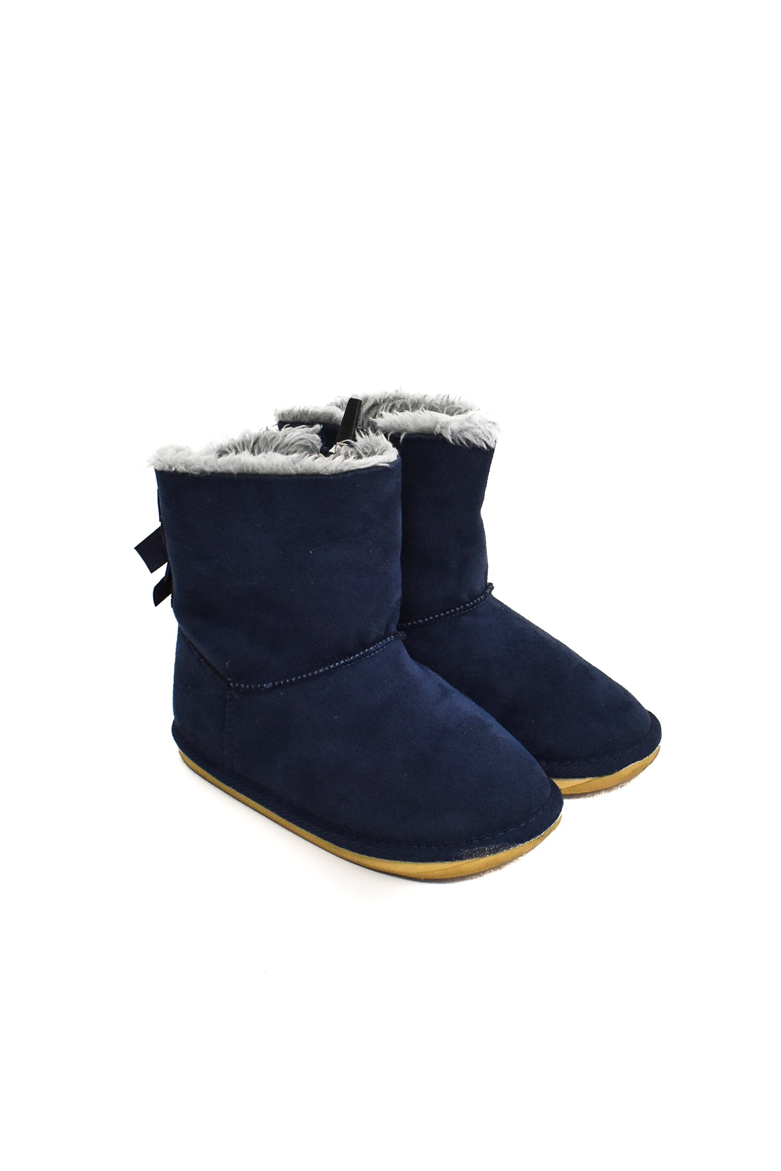 10007682 Miki House Kids ~  Boots 6T (EU 30) at Retykle