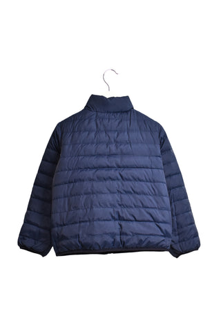 10018413 Bonpoint Kids~Puffer Jacket 6T (Reversible) at Retykle