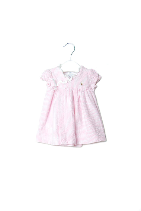 10001937 Ralph Lauren Baby~Dress and Bloomer 3M at Retykle