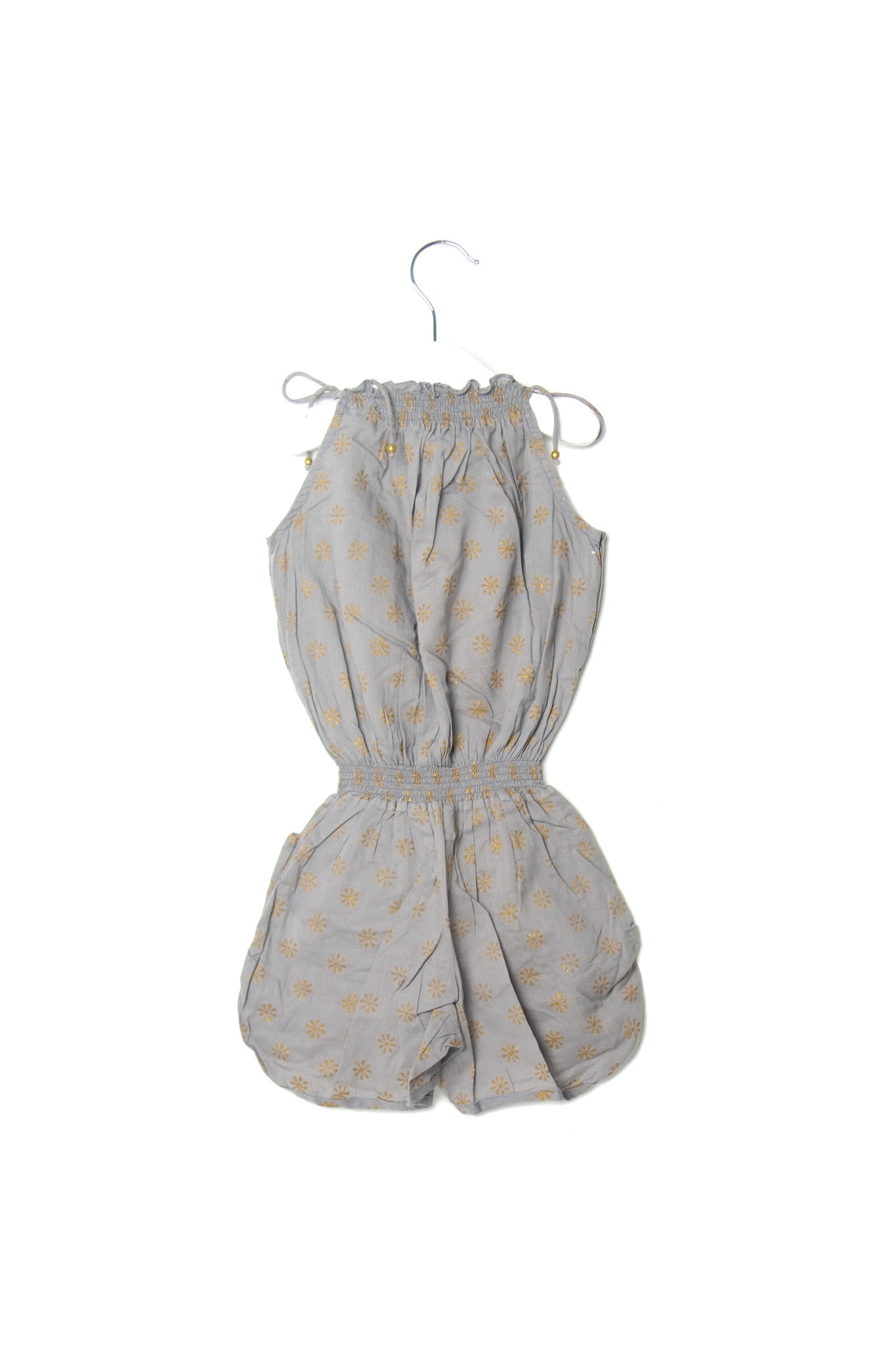 10001947 Velveteen Kids~Romper 3T at Retykle