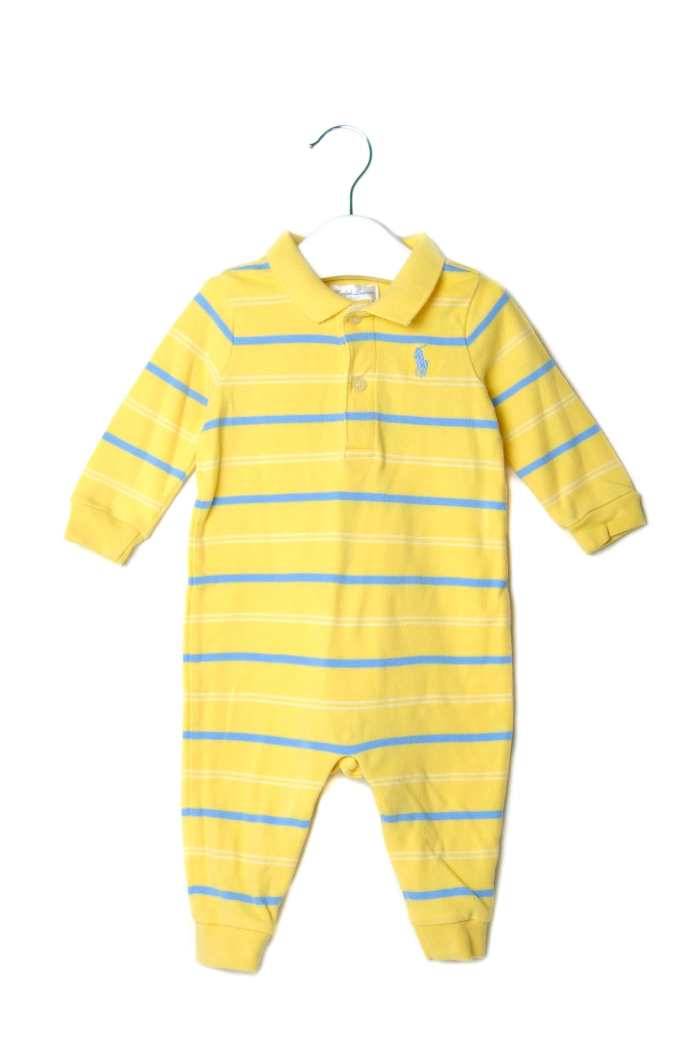 10002013 Ralph Lauren Baby~Jumpsuit 6M at Retykle