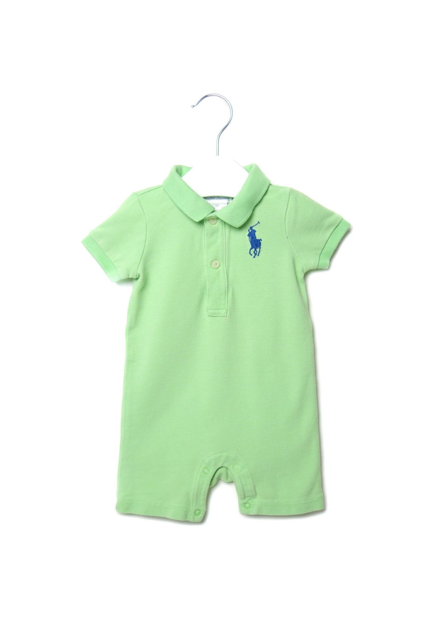 10002011 Ralph Lauren Baby~Romper 6M at Retykle