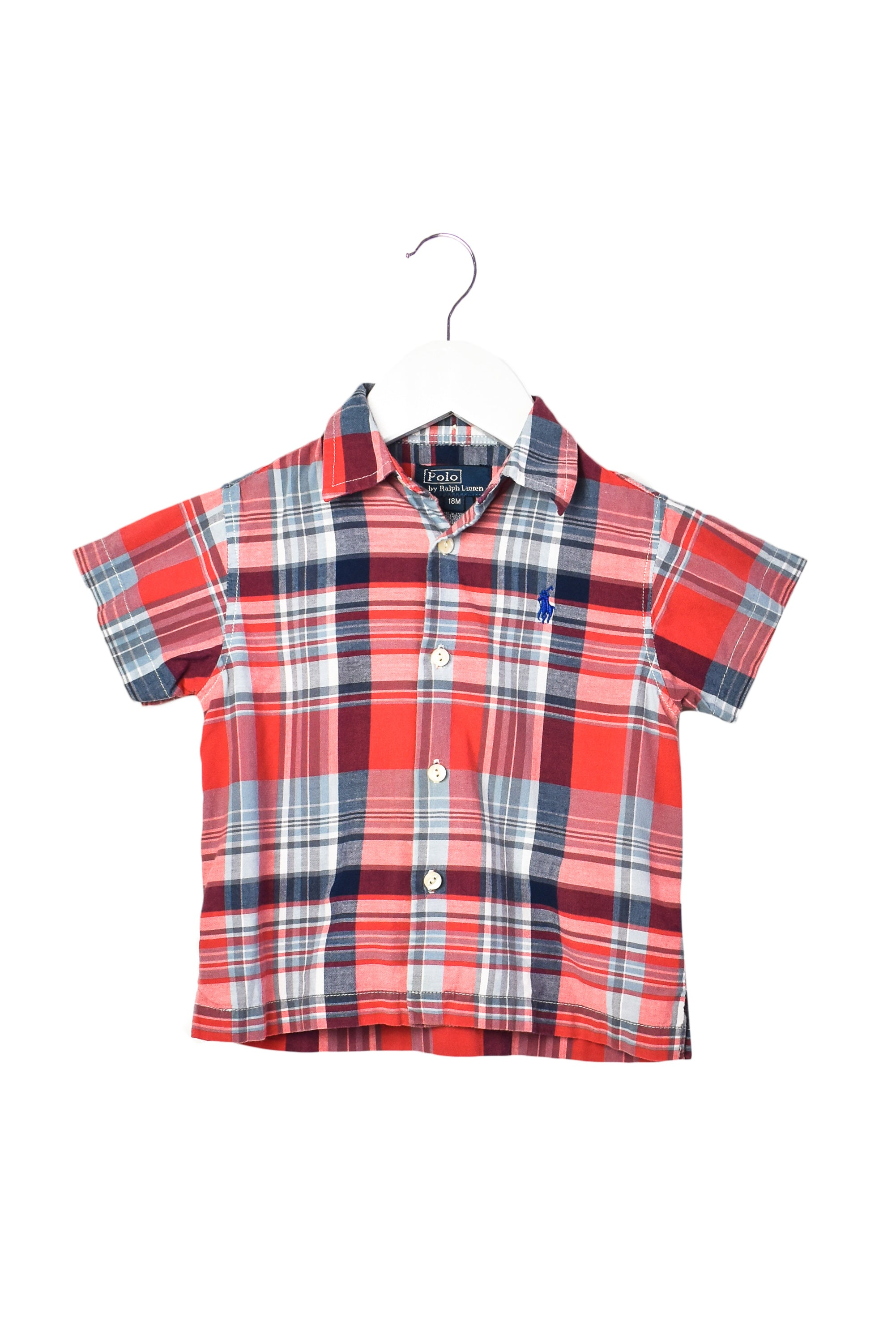 10006296 Polo Ralph Lauren Baby~Shirt 12-18M at Retykle